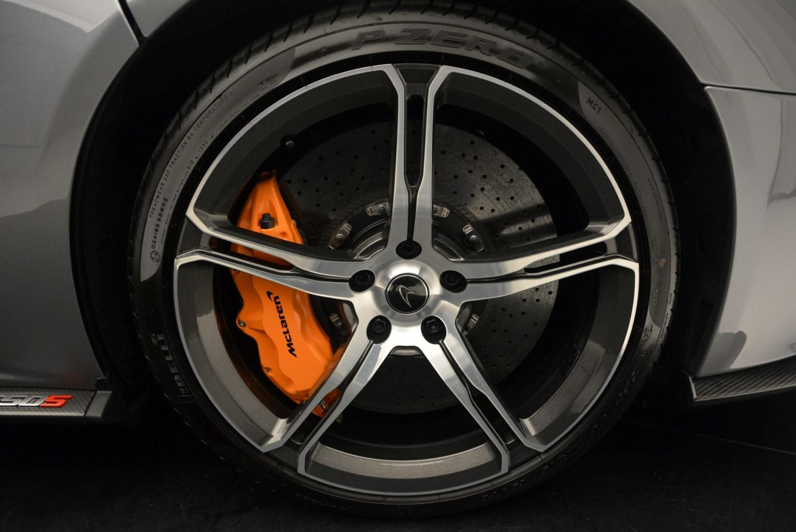 Used 2016 McLaren 650S Convertible For Sale In Greenwich, CT. Alfa Romeo of Greenwich, 3177 82_p28