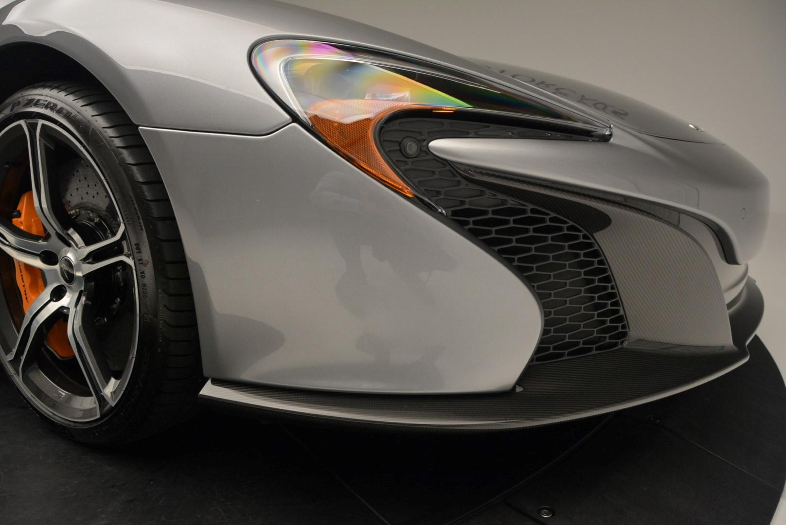 Used 2016 McLaren 650S Convertible For Sale In Greenwich, CT. Alfa Romeo of Greenwich, 3177 82_p29