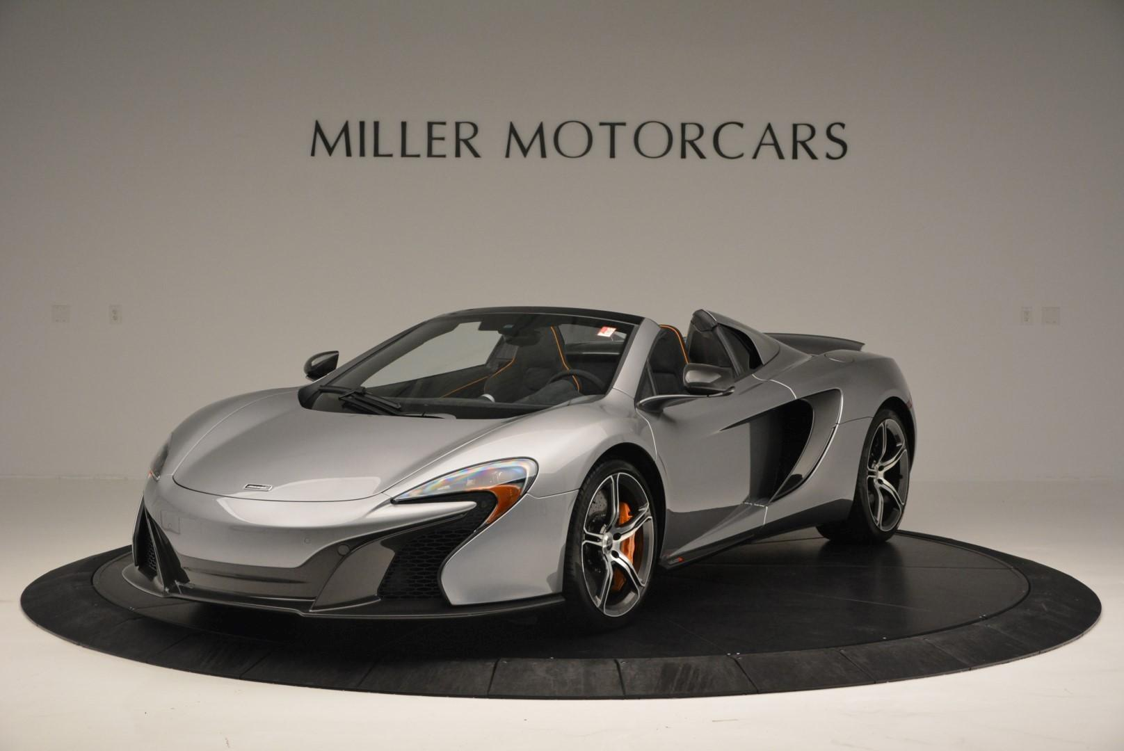 Used 2016 McLaren 650S Convertible For Sale In Greenwich, CT. Alfa Romeo of Greenwich, 3177 82_p2