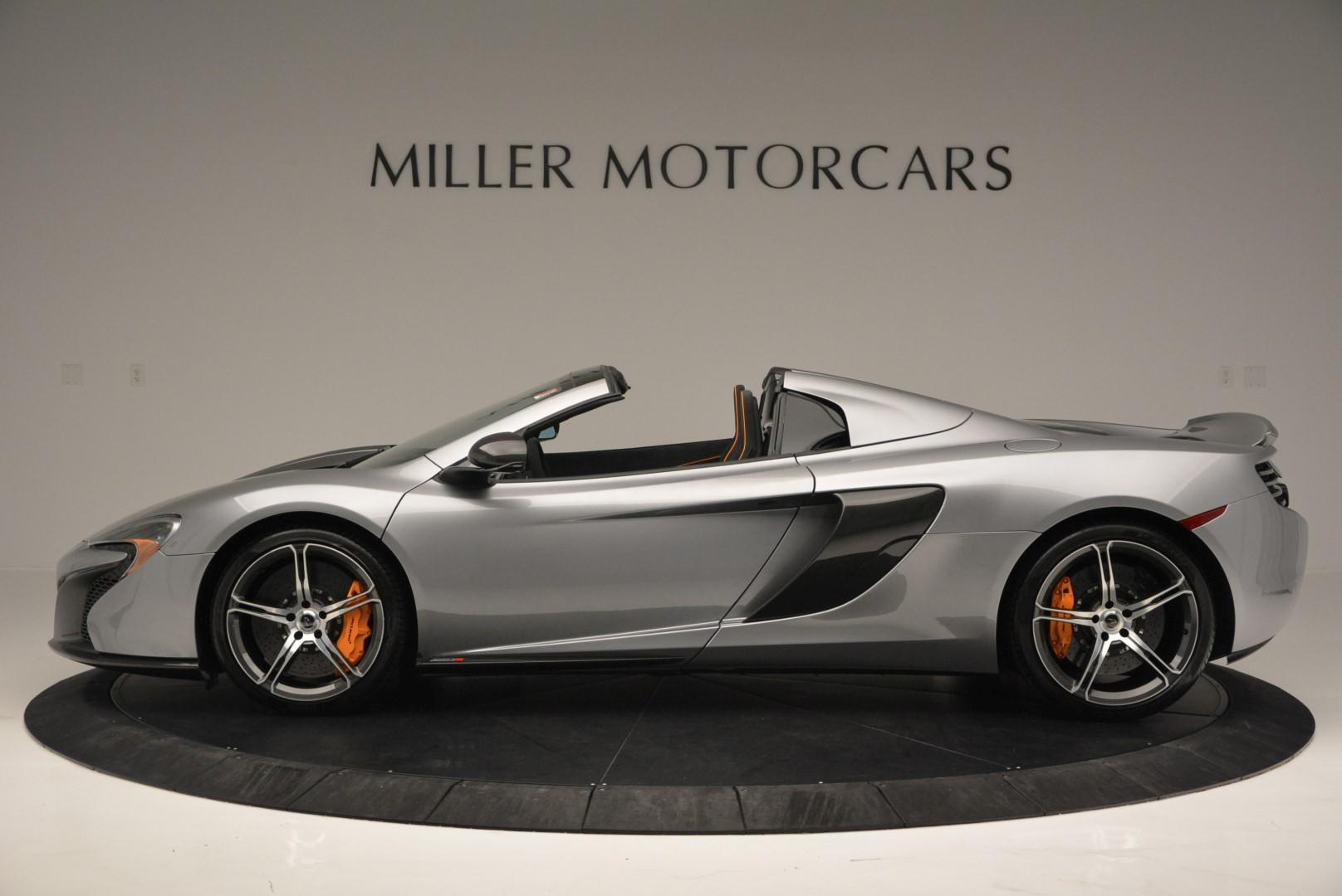 Used 2016 McLaren 650S Convertible For Sale In Greenwich, CT. Alfa Romeo of Greenwich, 3177 82_p3