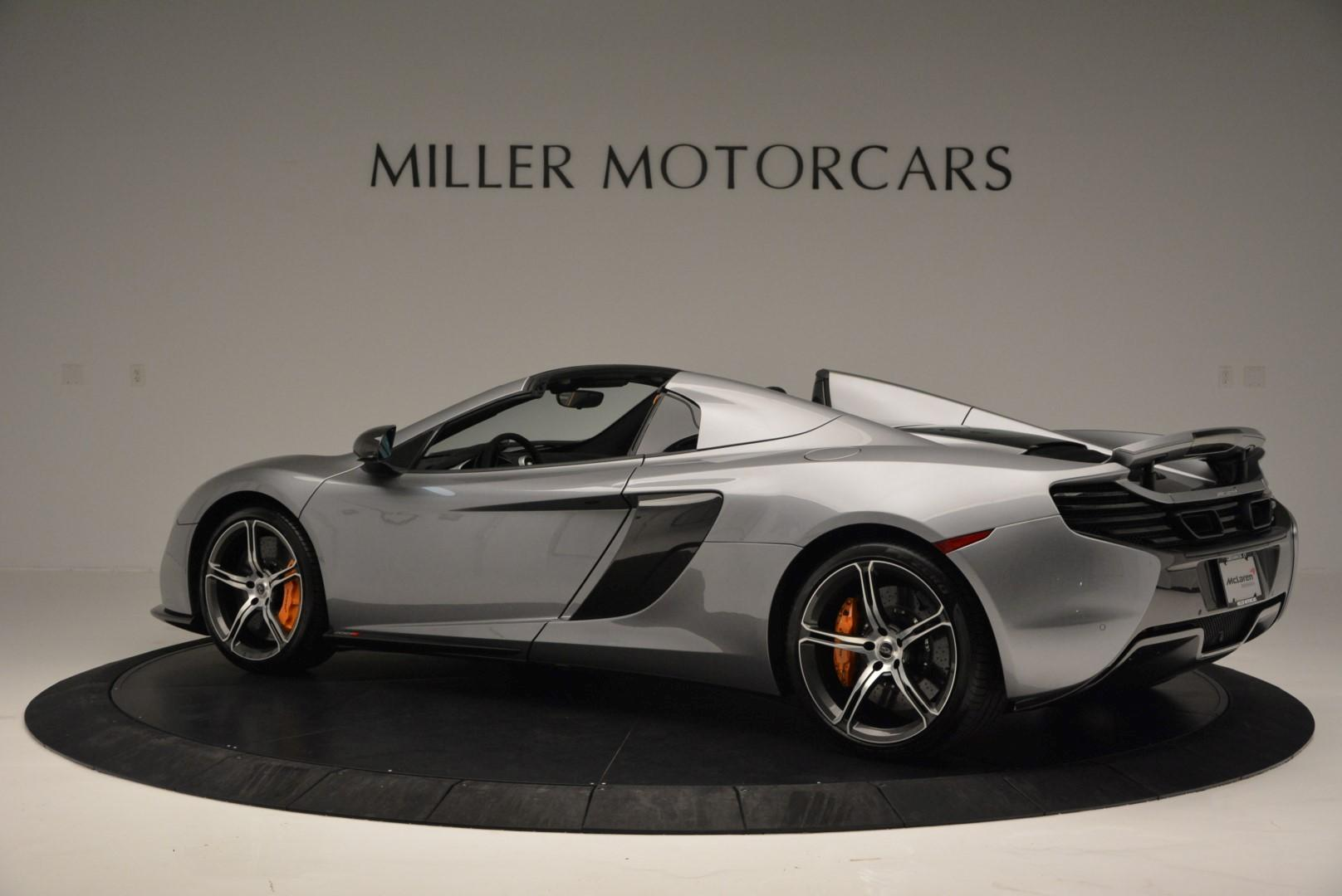 Used 2016 McLaren 650S Convertible For Sale In Greenwich, CT. Alfa Romeo of Greenwich, 3177 82_p4