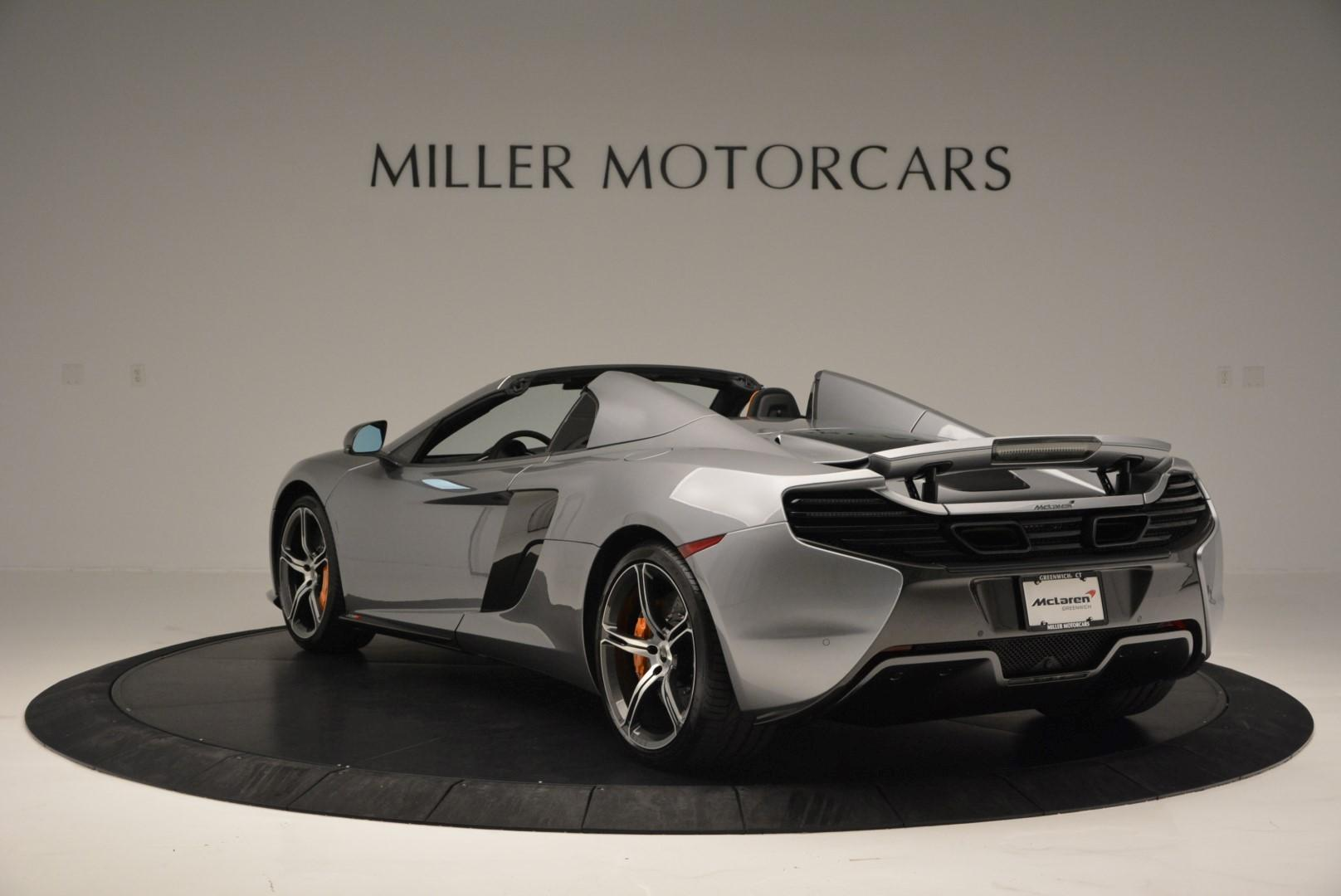 Used 2016 McLaren 650S Convertible For Sale In Greenwich, CT. Alfa Romeo of Greenwich, 3177 82_p5