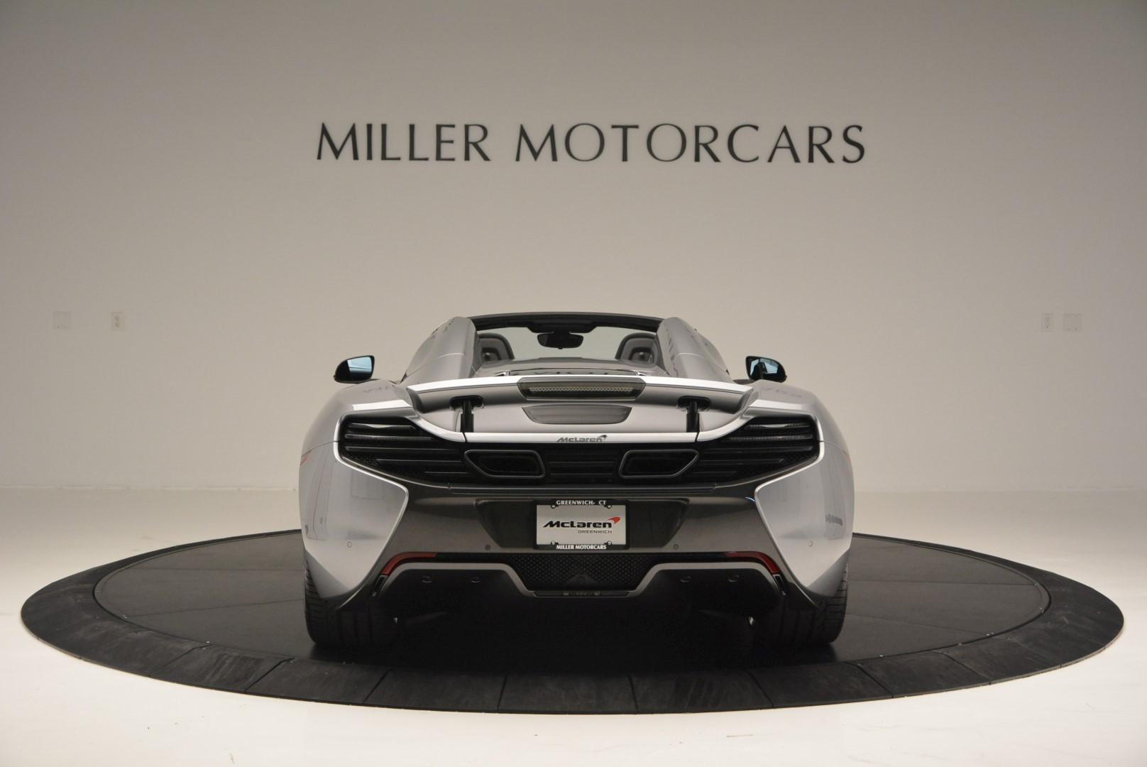 Used 2016 McLaren 650S Convertible For Sale In Greenwich, CT. Alfa Romeo of Greenwich, 3177 82_p6