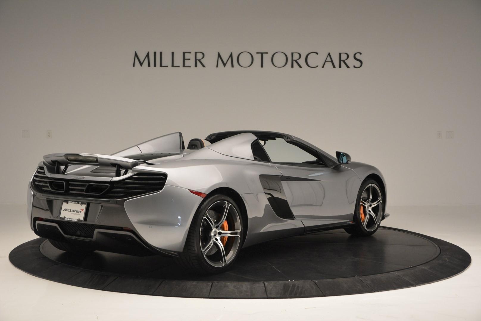 Used 2016 McLaren 650S Convertible For Sale In Greenwich, CT. Alfa Romeo of Greenwich, 3177 82_p7