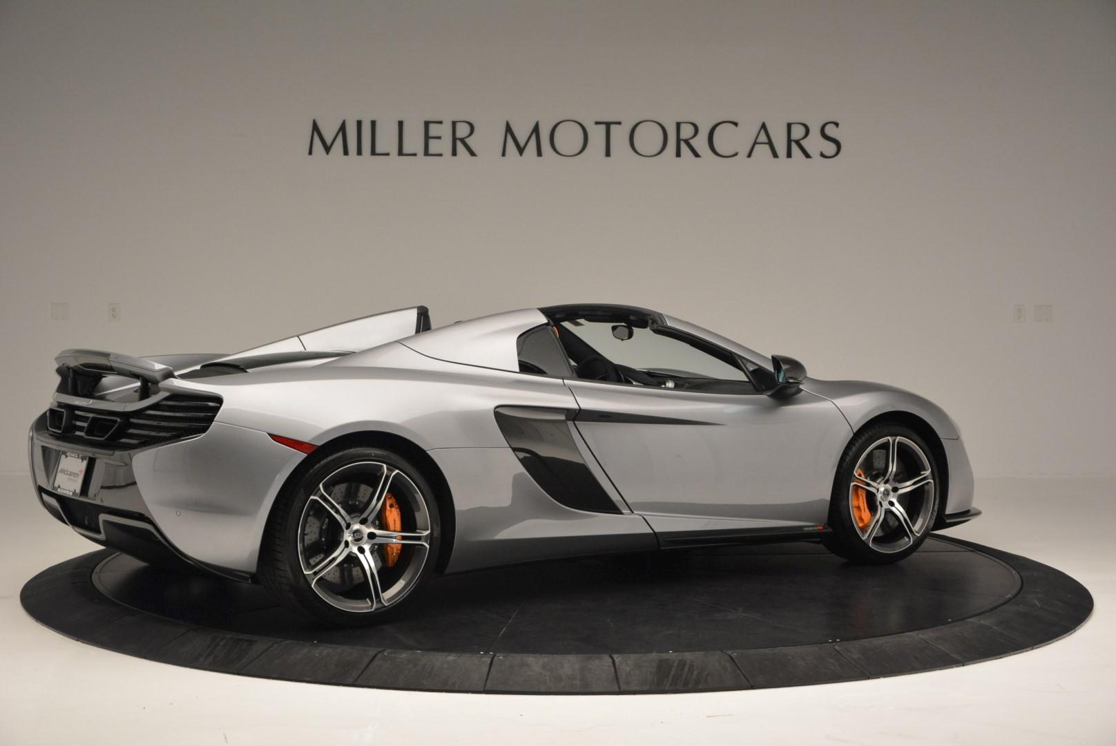 Used 2016 McLaren 650S Convertible For Sale In Greenwich, CT. Alfa Romeo of Greenwich, 3177 82_p8