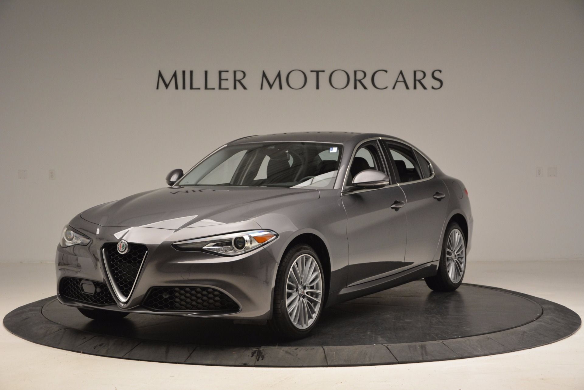 New 2017 Alfa Romeo Giulia Ti Q4 For Sale In Greenwich, CT. Alfa Romeo of Greenwich, L056 822_main