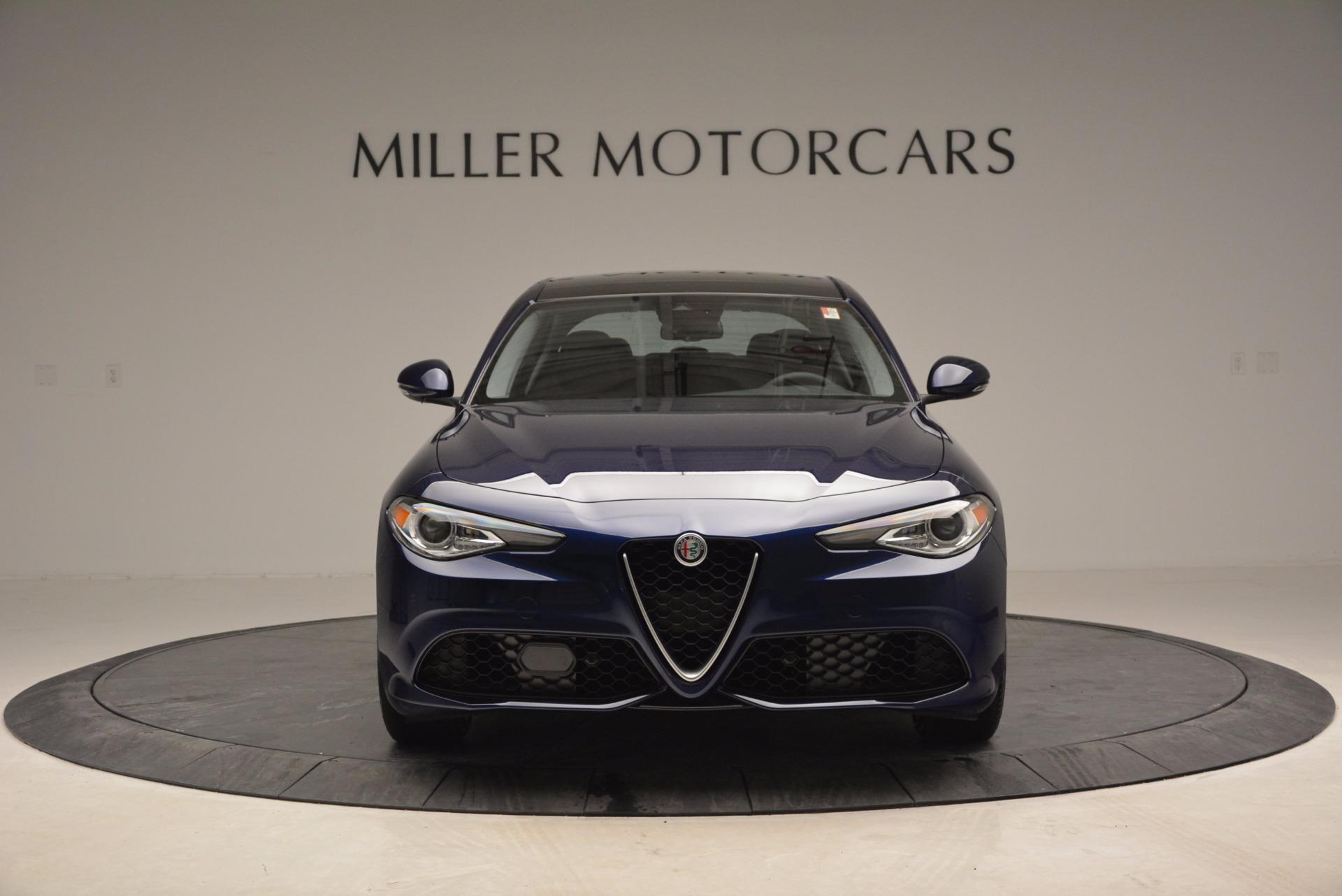 New 2017 Alfa Romeo Giulia Ti For Sale In Greenwich, CT. Alfa Romeo of Greenwich, L042 824_p12