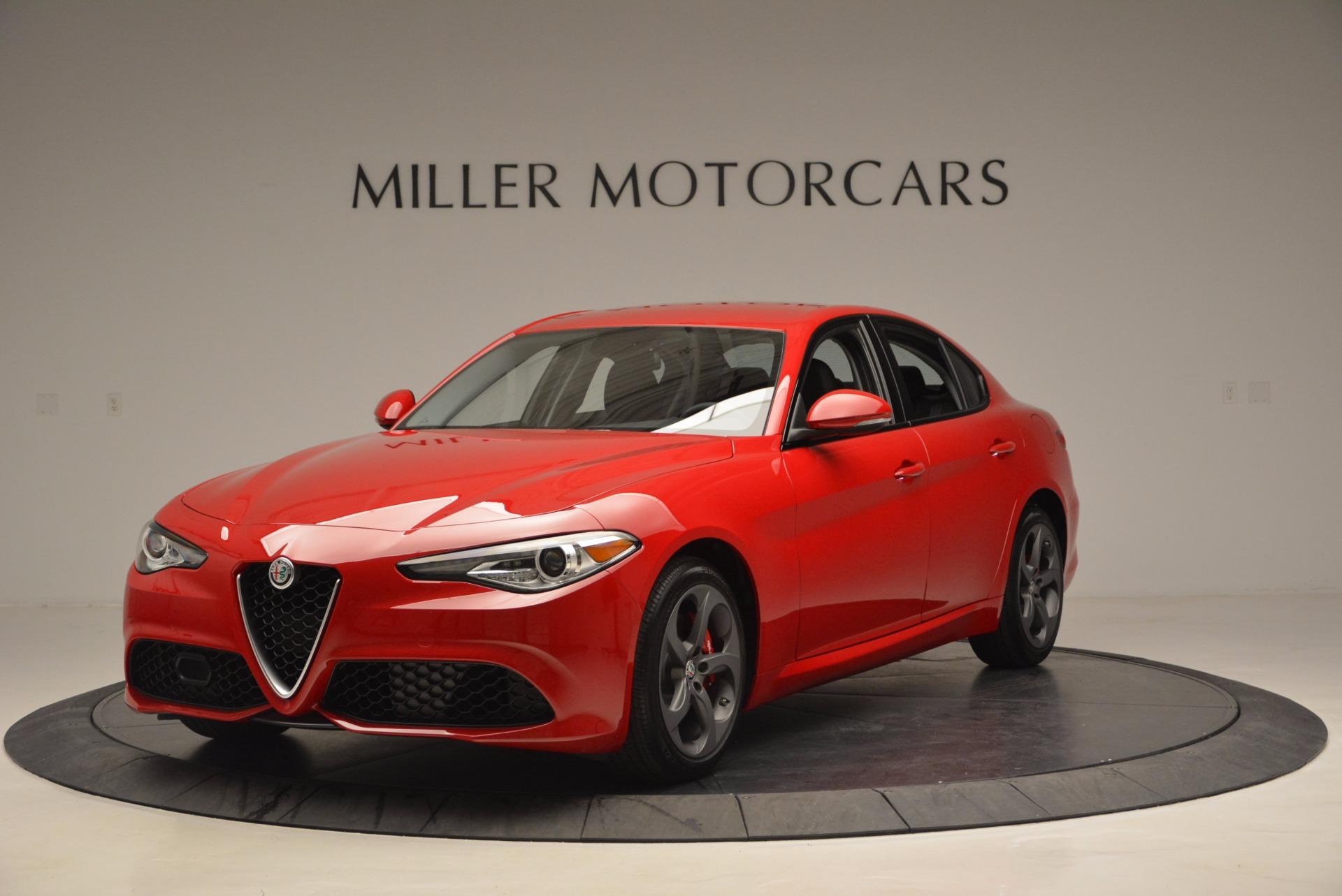 New 2017 Alfa Romeo Giulia  For Sale In Greenwich, CT. Alfa Romeo of Greenwich, L045 826_main
