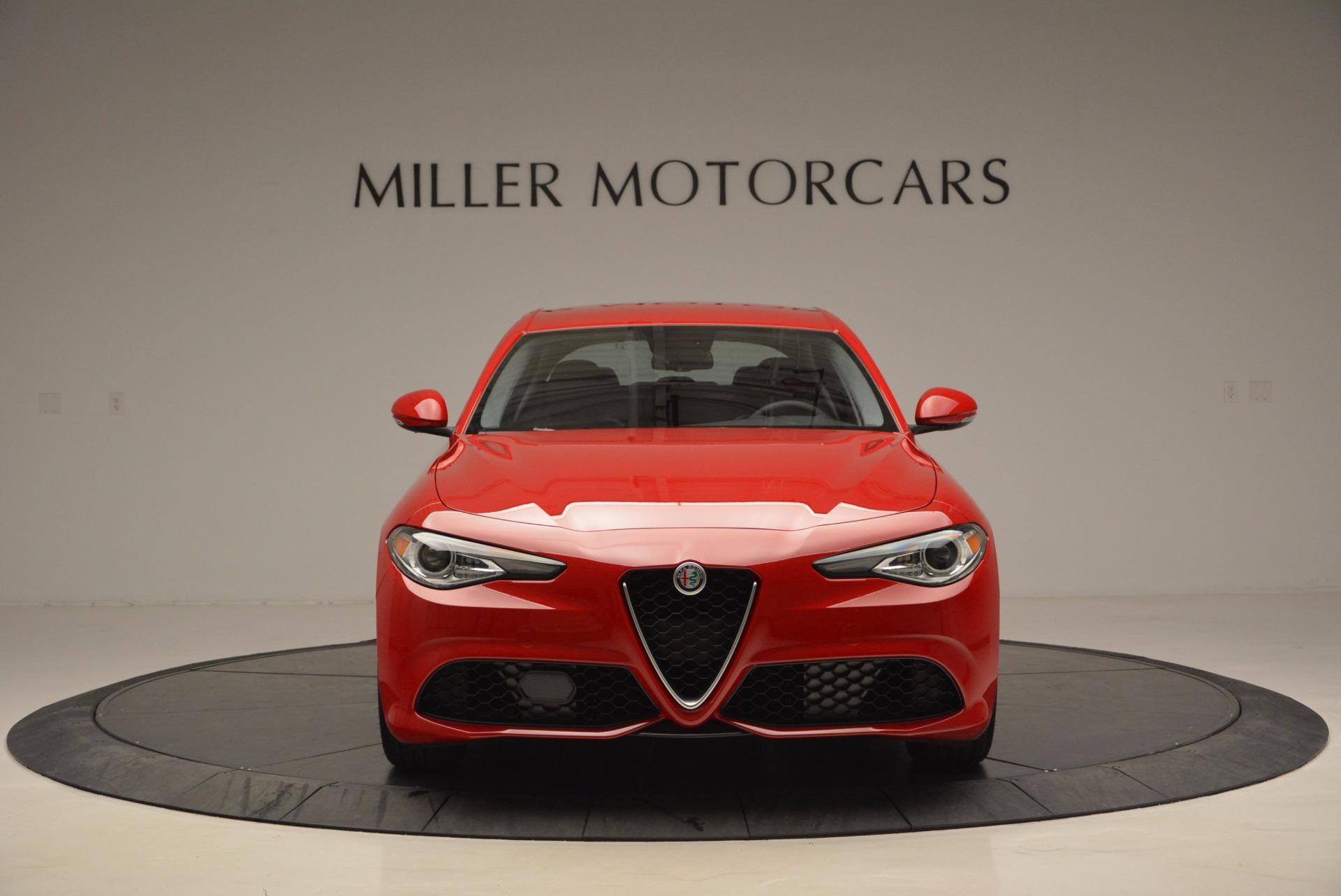 New 2017 Alfa Romeo Giulia  For Sale In Greenwich, CT. Alfa Romeo of Greenwich, L045 826_p12