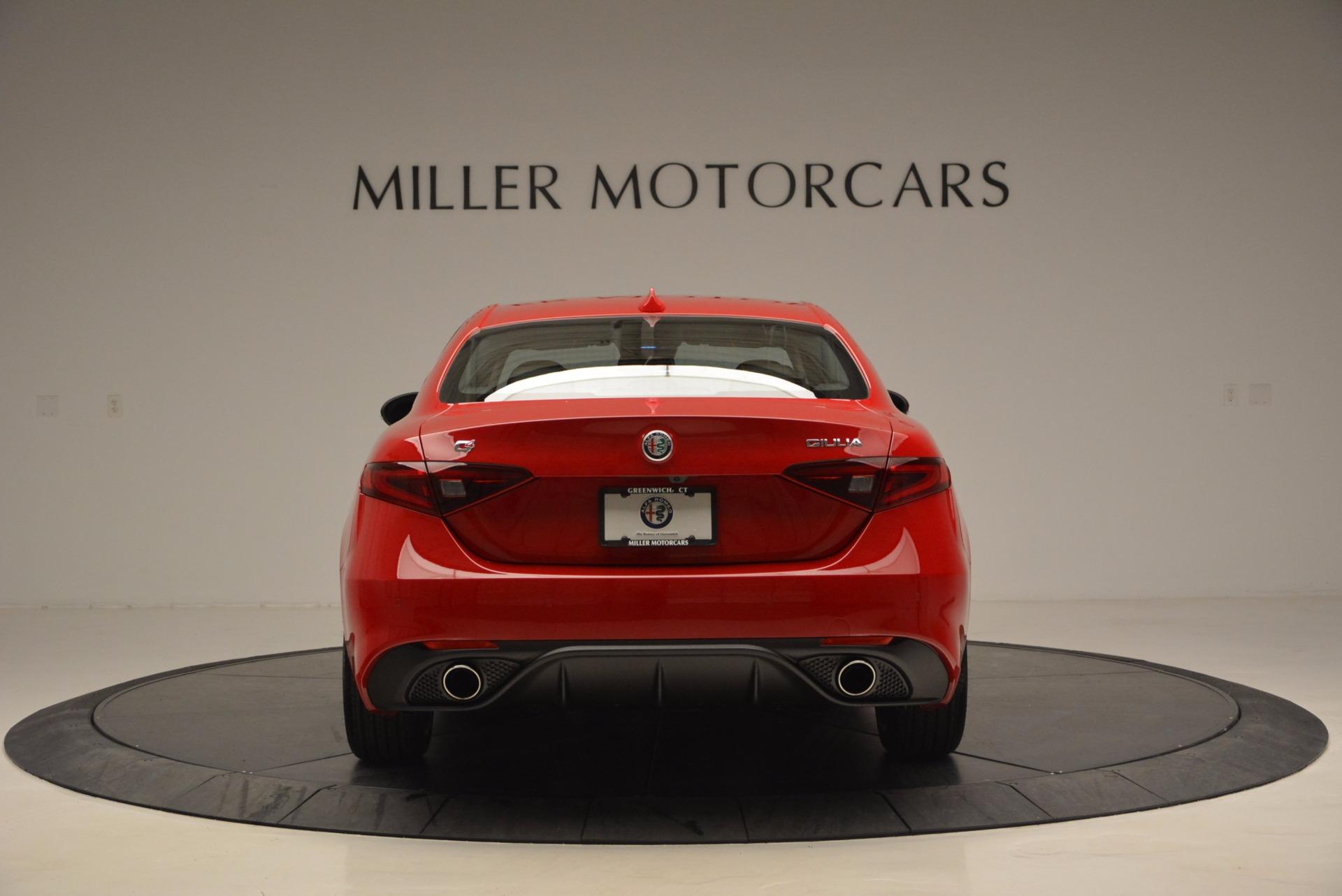 New 2017 Alfa Romeo Giulia  For Sale In Greenwich, CT. Alfa Romeo of Greenwich, L045 826_p6