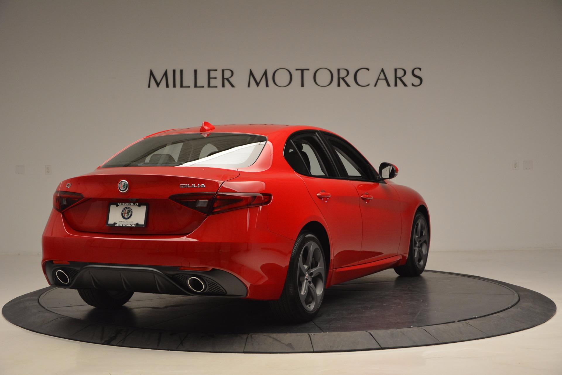 New 2017 Alfa Romeo Giulia  For Sale In Greenwich, CT. Alfa Romeo of Greenwich, L045 826_p7