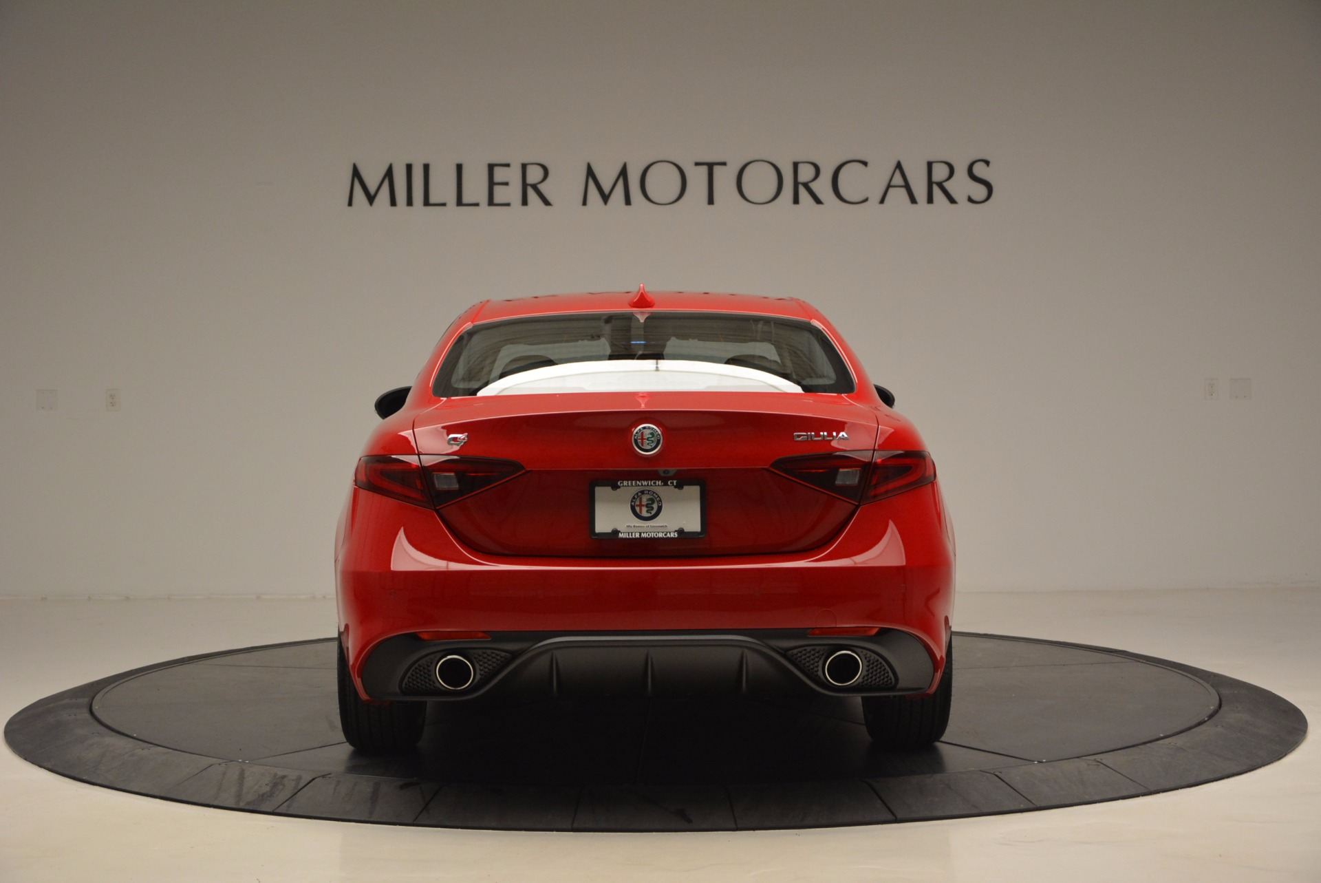 New 2017 Alfa Romeo Giulia Q4 For Sale In Greenwich, CT. Alfa Romeo of Greenwich, L055 827_p6