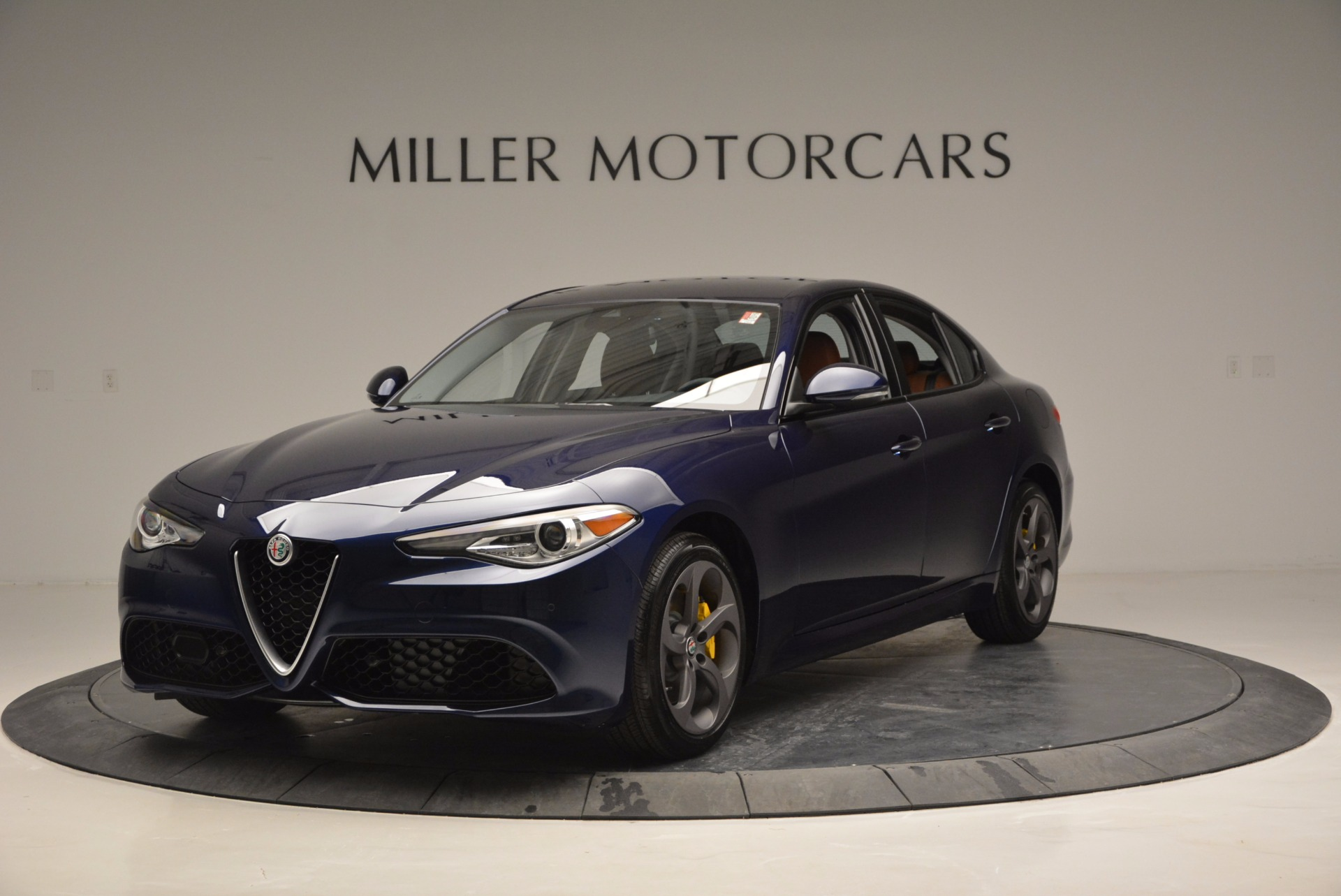 New 2017 Alfa Romeo Giulia Q4 For Sale In Greenwich, CT. Alfa Romeo of Greenwich, L046 829_main