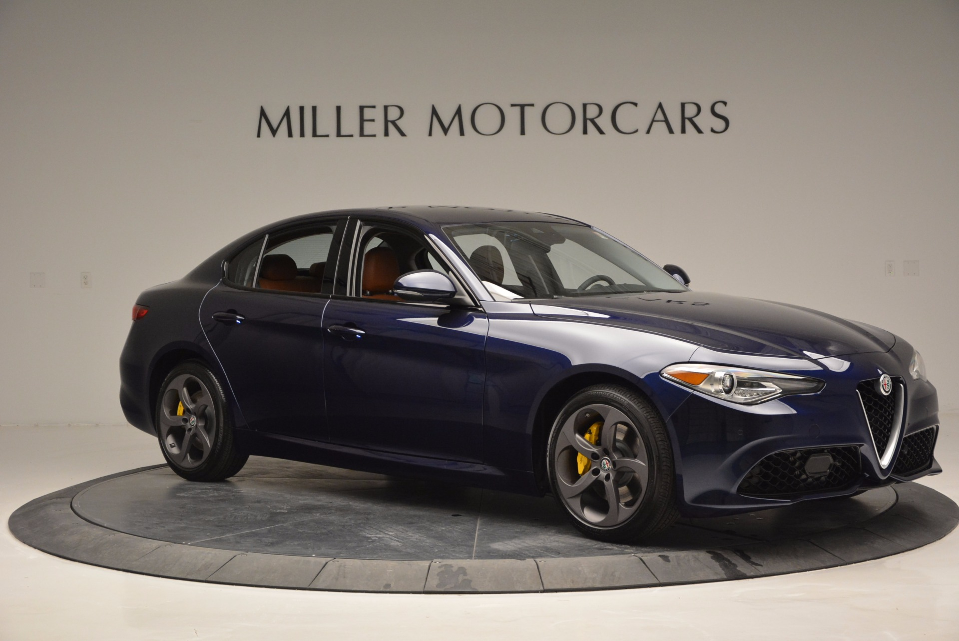 New 2017 Alfa Romeo Giulia Q4 For Sale In Greenwich, CT. Alfa Romeo of Greenwich, L046 829_p10