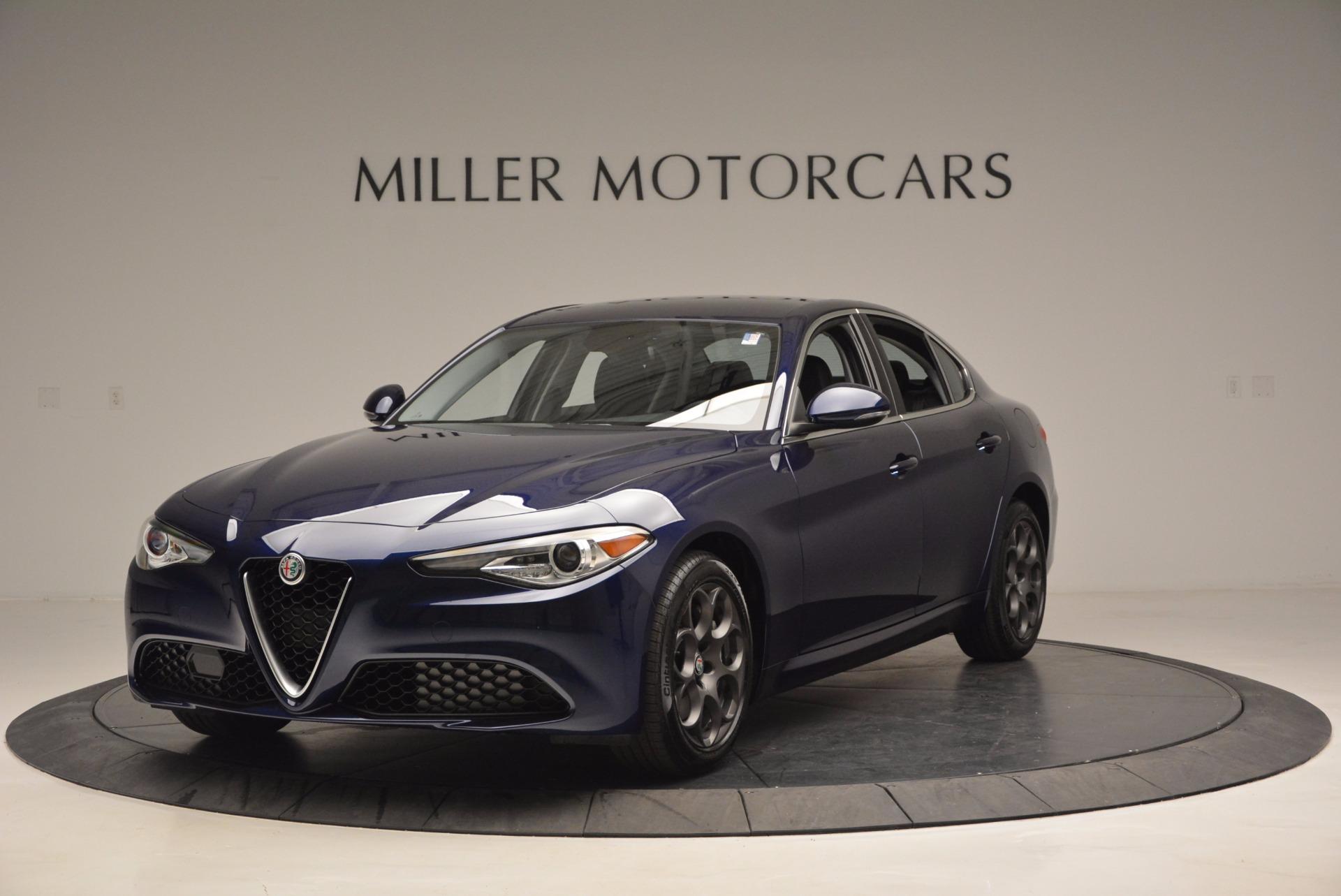 New 2017 Alfa Romeo Giulia  For Sale In Greenwich, CT. Alfa Romeo of Greenwich, L048 830_main