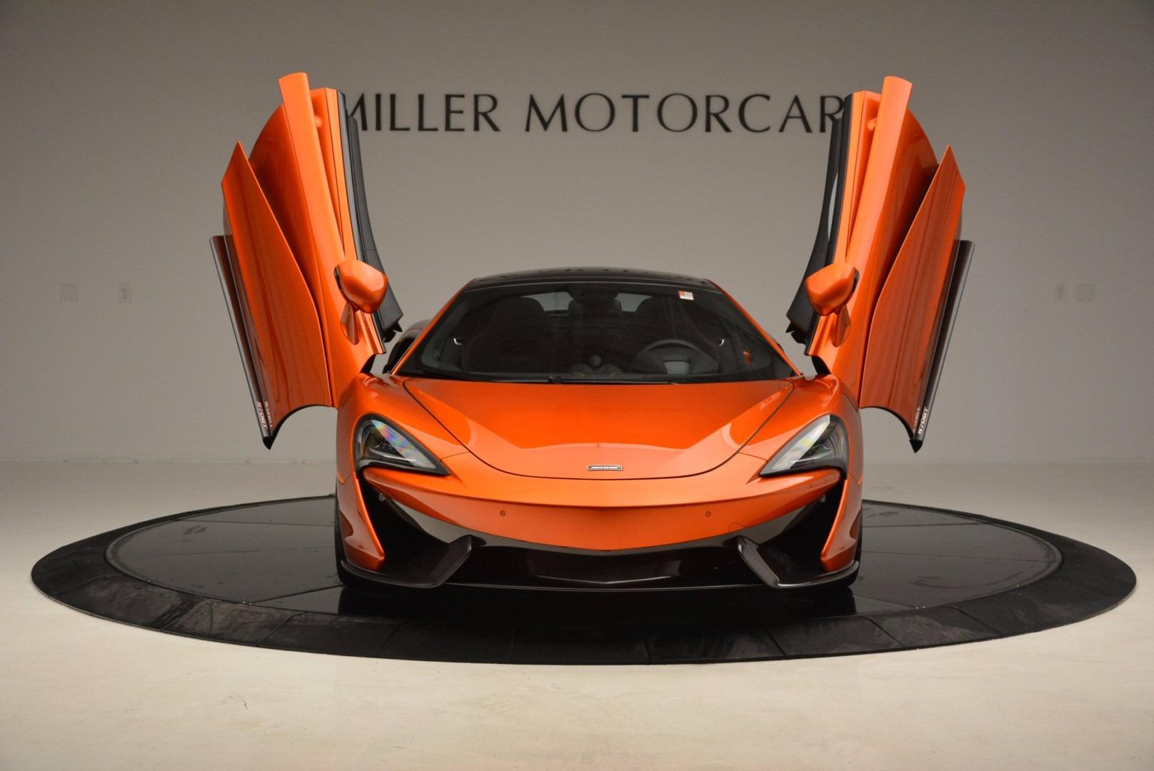 New 2017 McLaren 570GT  For Sale In Greenwich, CT. Alfa Romeo of Greenwich, MC283 833_p13