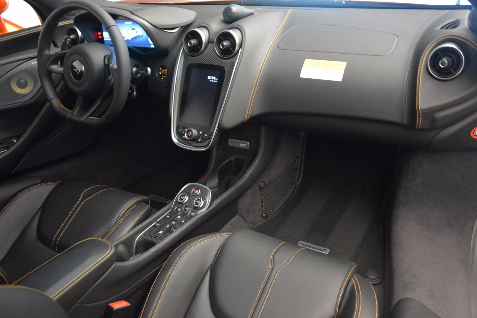 New 2017 McLaren 570GT  For Sale In Greenwich, CT. Alfa Romeo of Greenwich, MC283 833_p17