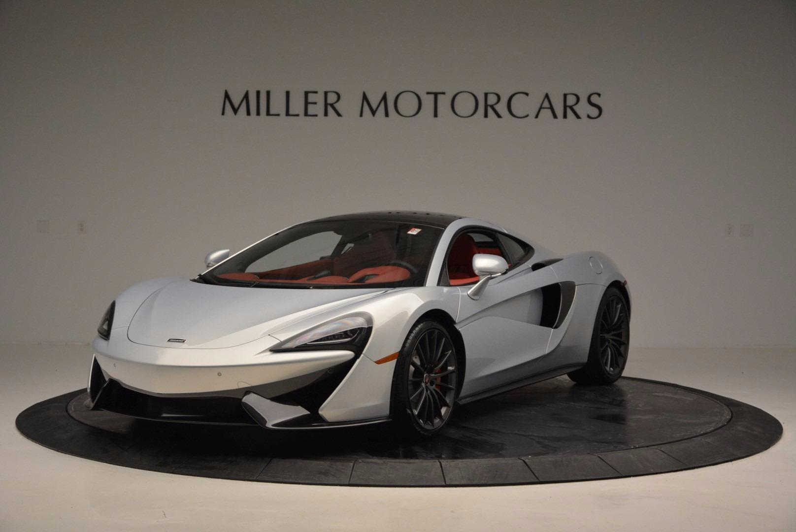Used 2017 McLaren 570GT  For Sale In Greenwich, CT. Alfa Romeo of Greenwich, MC368A 834_main