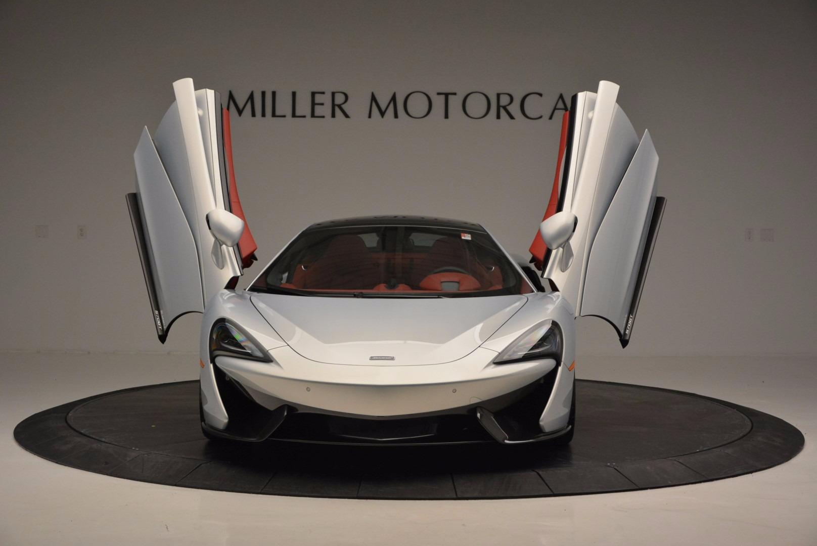 Used 2017 McLaren 570GT  For Sale In Greenwich, CT. Alfa Romeo of Greenwich, MC368A 834_p13
