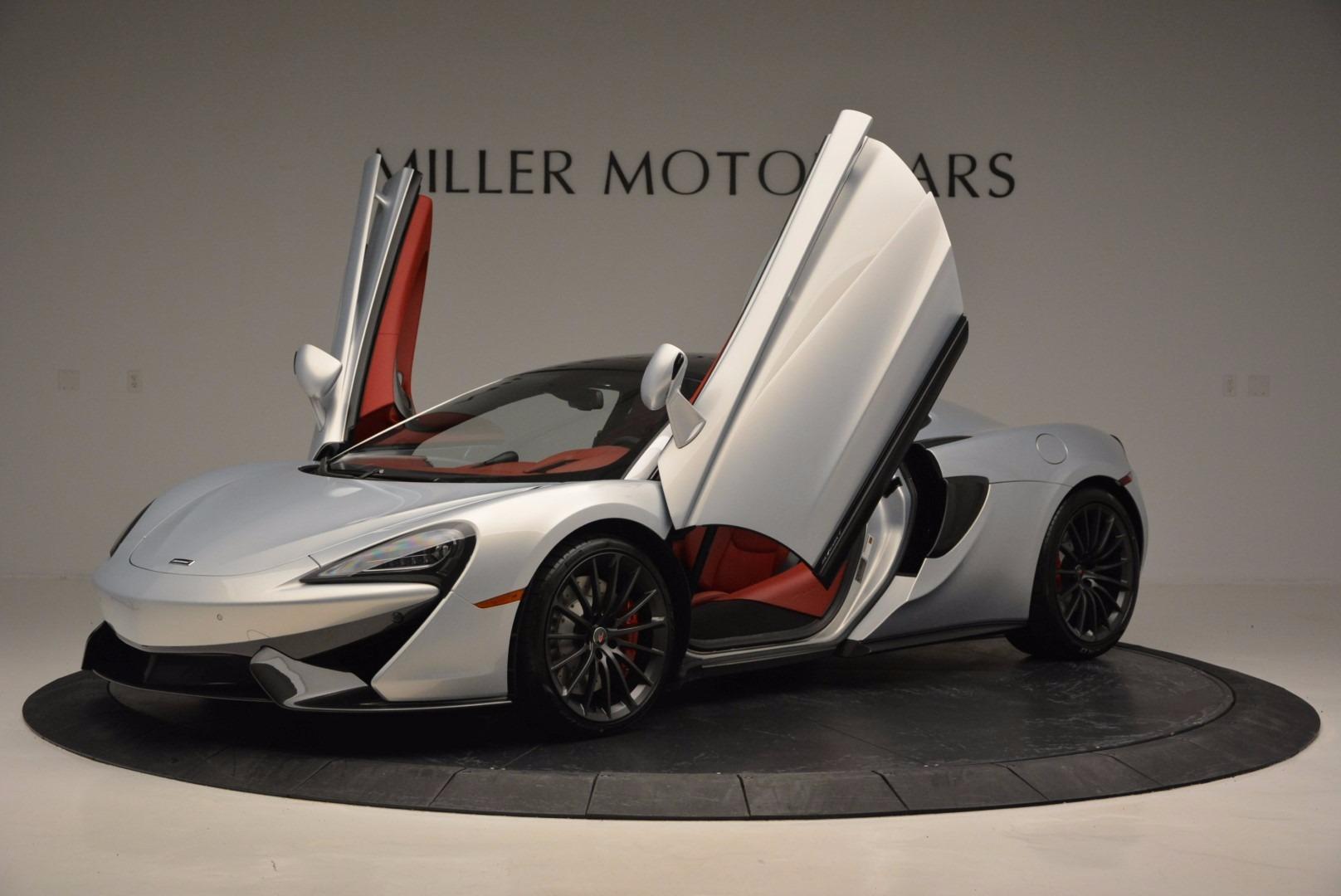 Used 2017 McLaren 570GT  For Sale In Greenwich, CT. Alfa Romeo of Greenwich, MC368A 834_p14