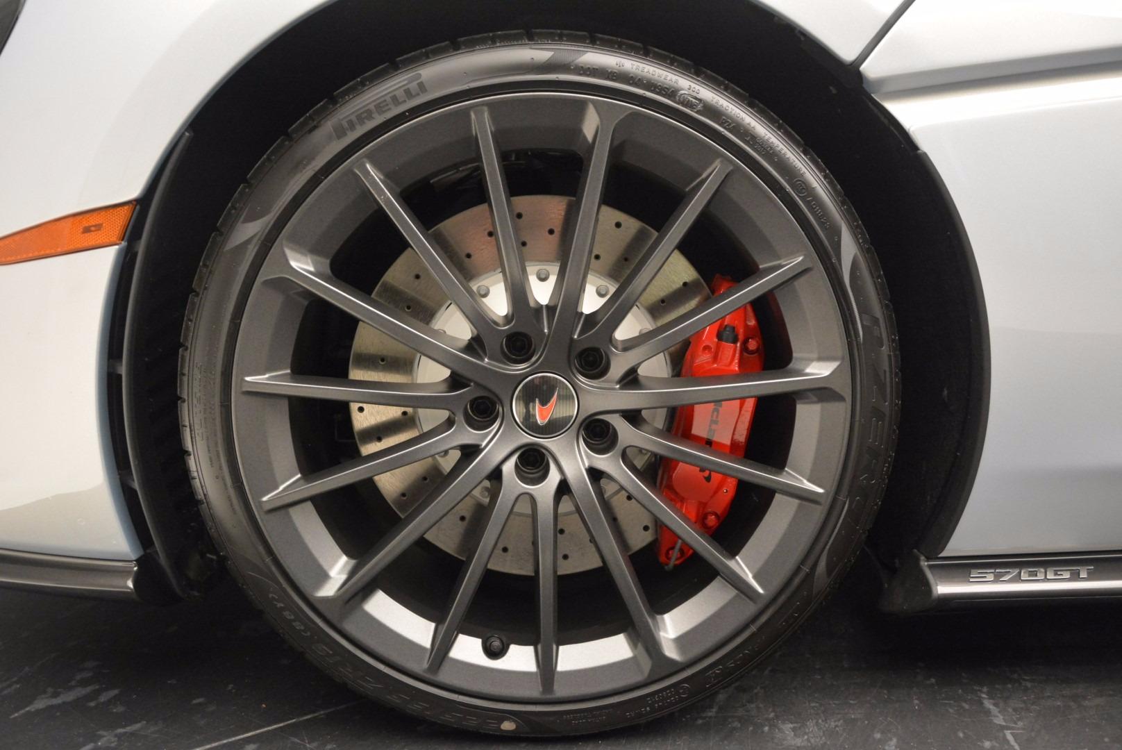 Used 2017 McLaren 570GT  For Sale In Greenwich, CT. Alfa Romeo of Greenwich, MC368A 834_p15