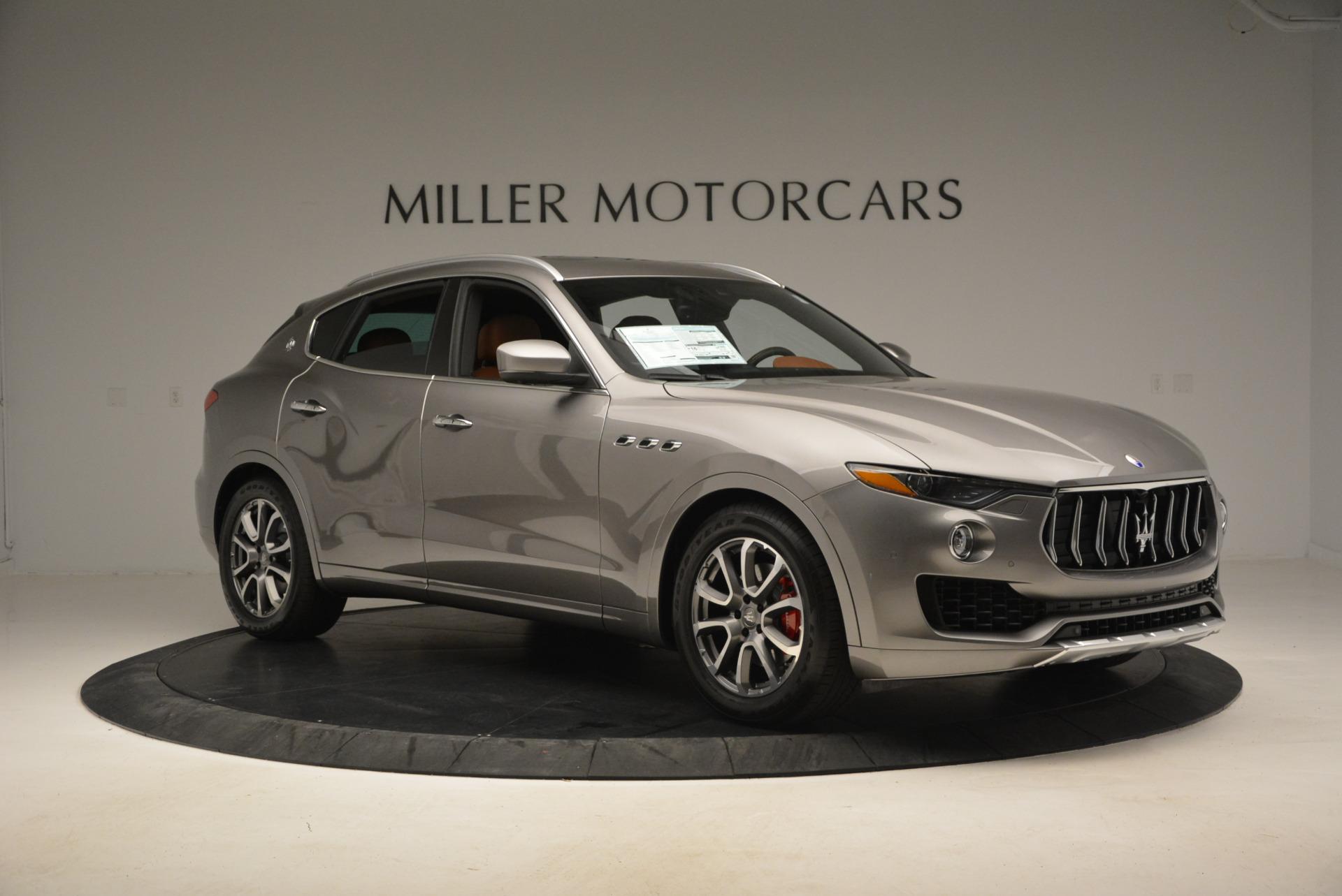 New 2017 Maserati Levante  For Sale In Greenwich, CT. Alfa Romeo of Greenwich, W369 839_p11
