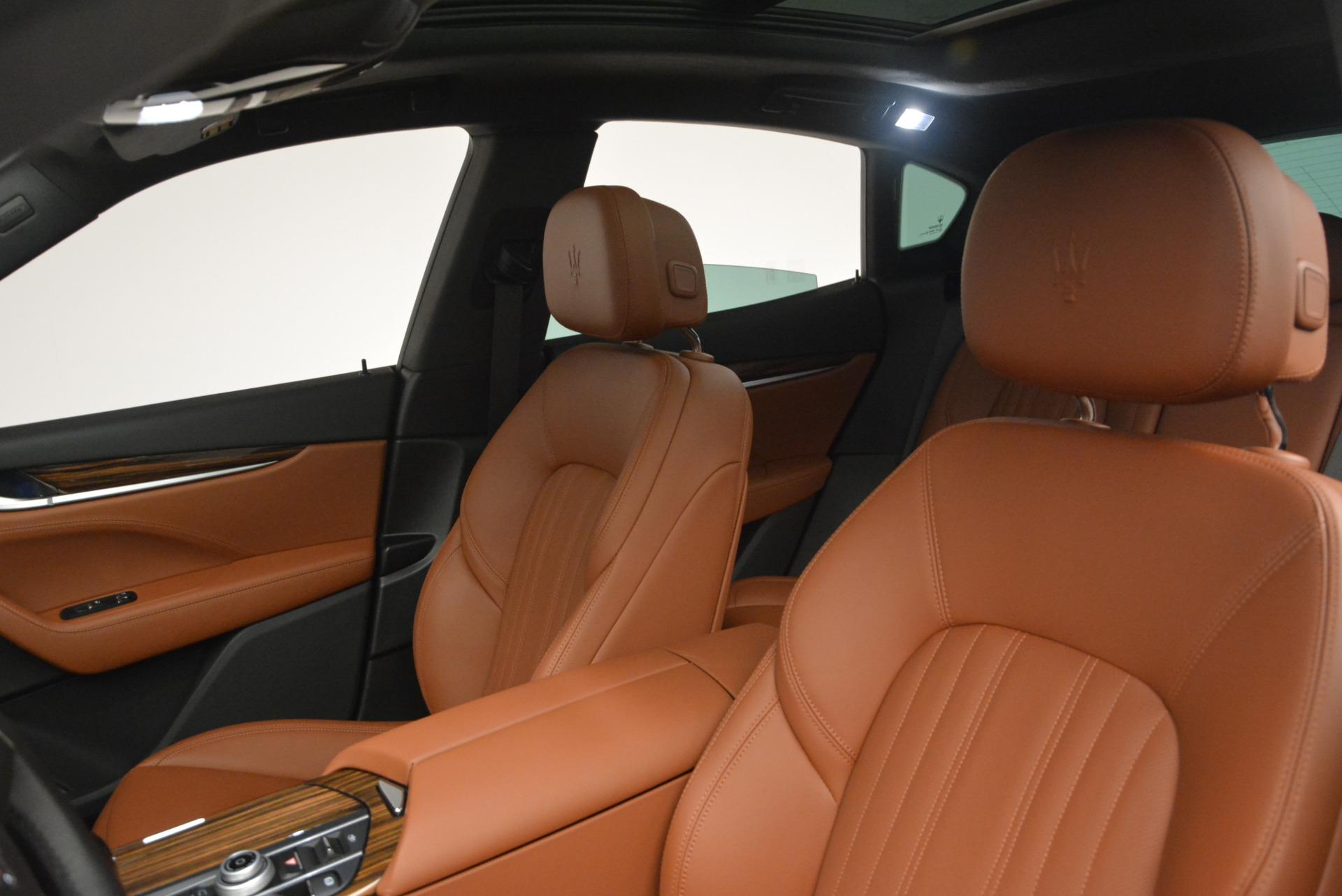 New 2017 Maserati Levante  For Sale In Greenwich, CT. Alfa Romeo of Greenwich, W369 839_p13