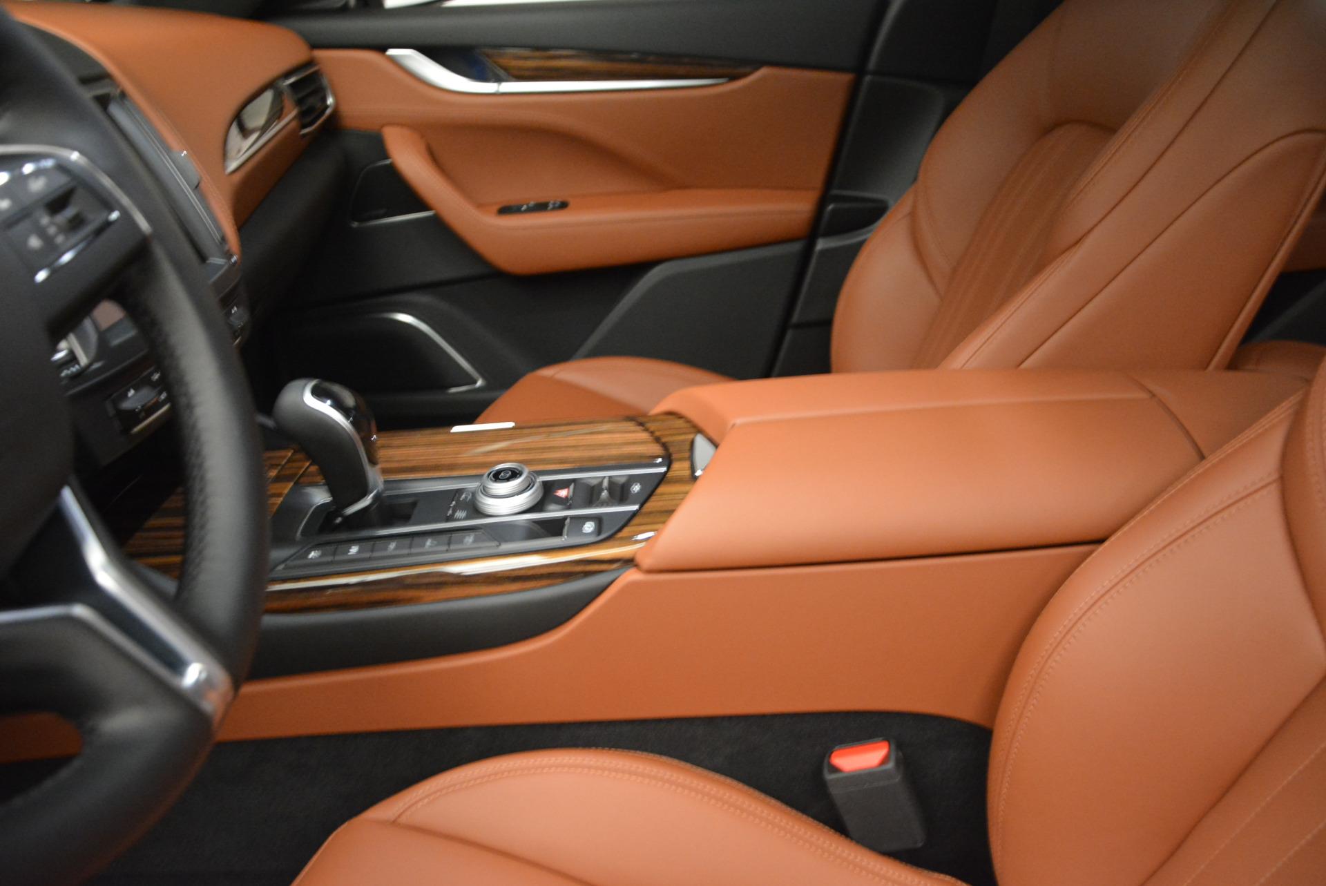 New 2017 Maserati Levante  For Sale In Greenwich, CT. Alfa Romeo of Greenwich, W369 839_p14