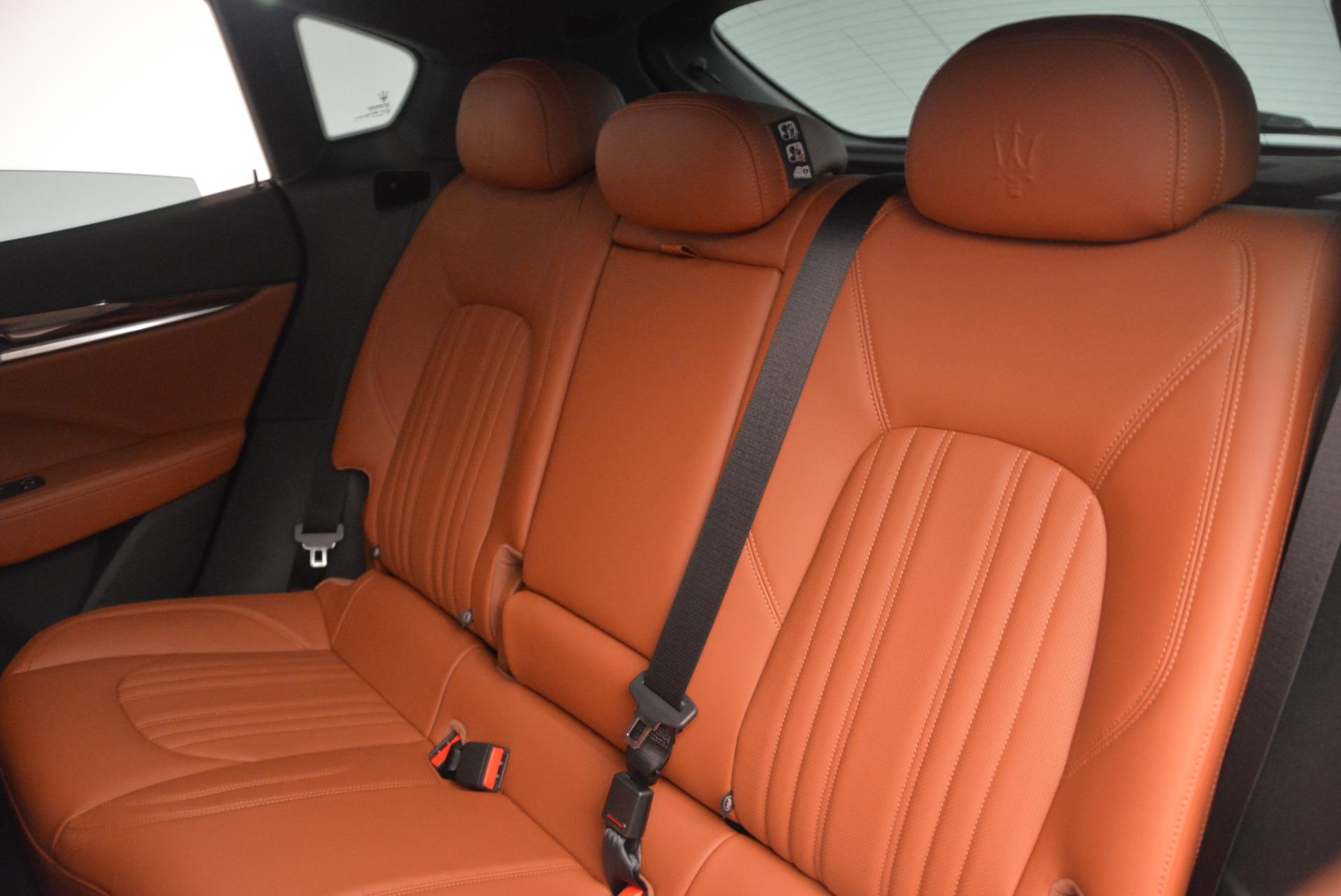 New 2017 Maserati Levante  For Sale In Greenwich, CT. Alfa Romeo of Greenwich, W369 839_p17