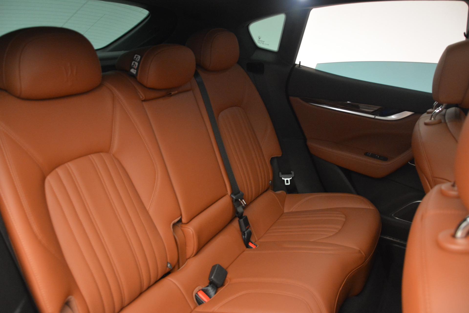New 2017 Maserati Levante  For Sale In Greenwich, CT. Alfa Romeo of Greenwich, W369 839_p23