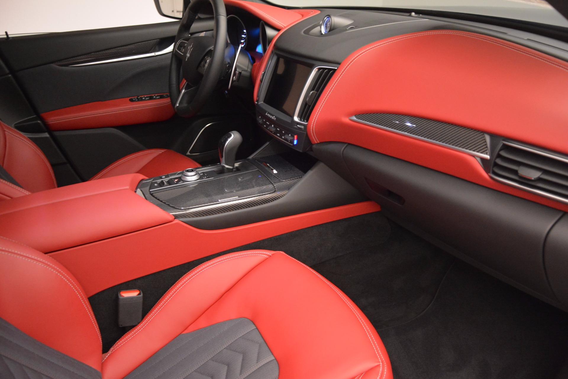 New 2017 Maserati Levante S Zegna Edition For Sale In Greenwich, CT. Alfa Romeo of Greenwich, W368 840_p23