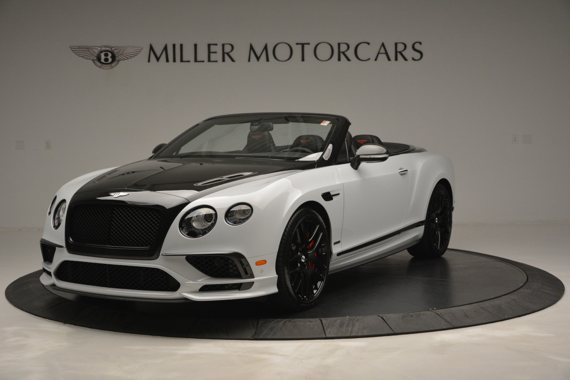 New 2018 Bentley Continental GT Supersports Convertible For Sale In Greenwich, CT. Alfa Romeo of Greenwich, B1384 843_main
