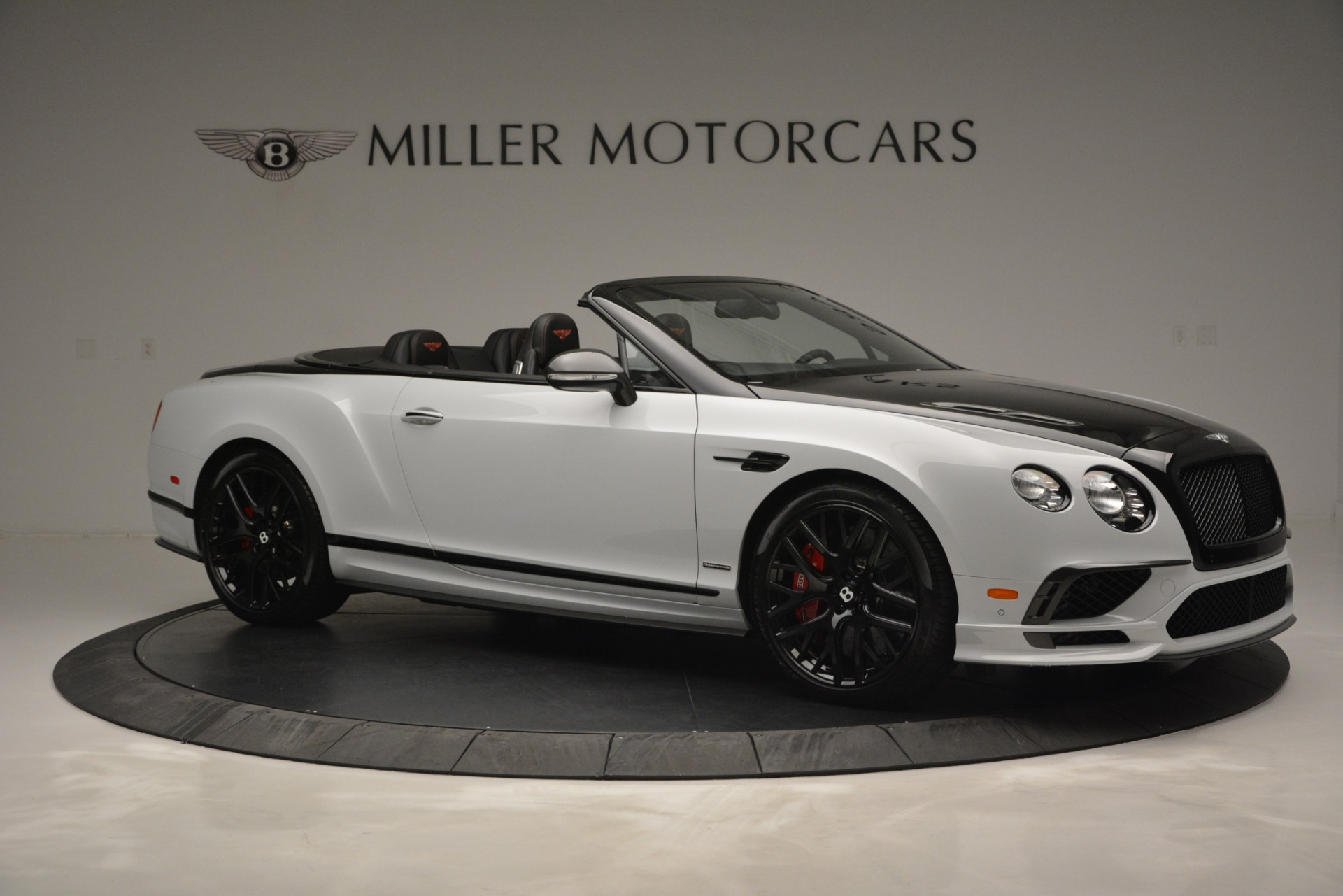 New 2018 Bentley Continental GT Supersports Convertible For Sale In Greenwich, CT. Alfa Romeo of Greenwich, B1384 843_p10