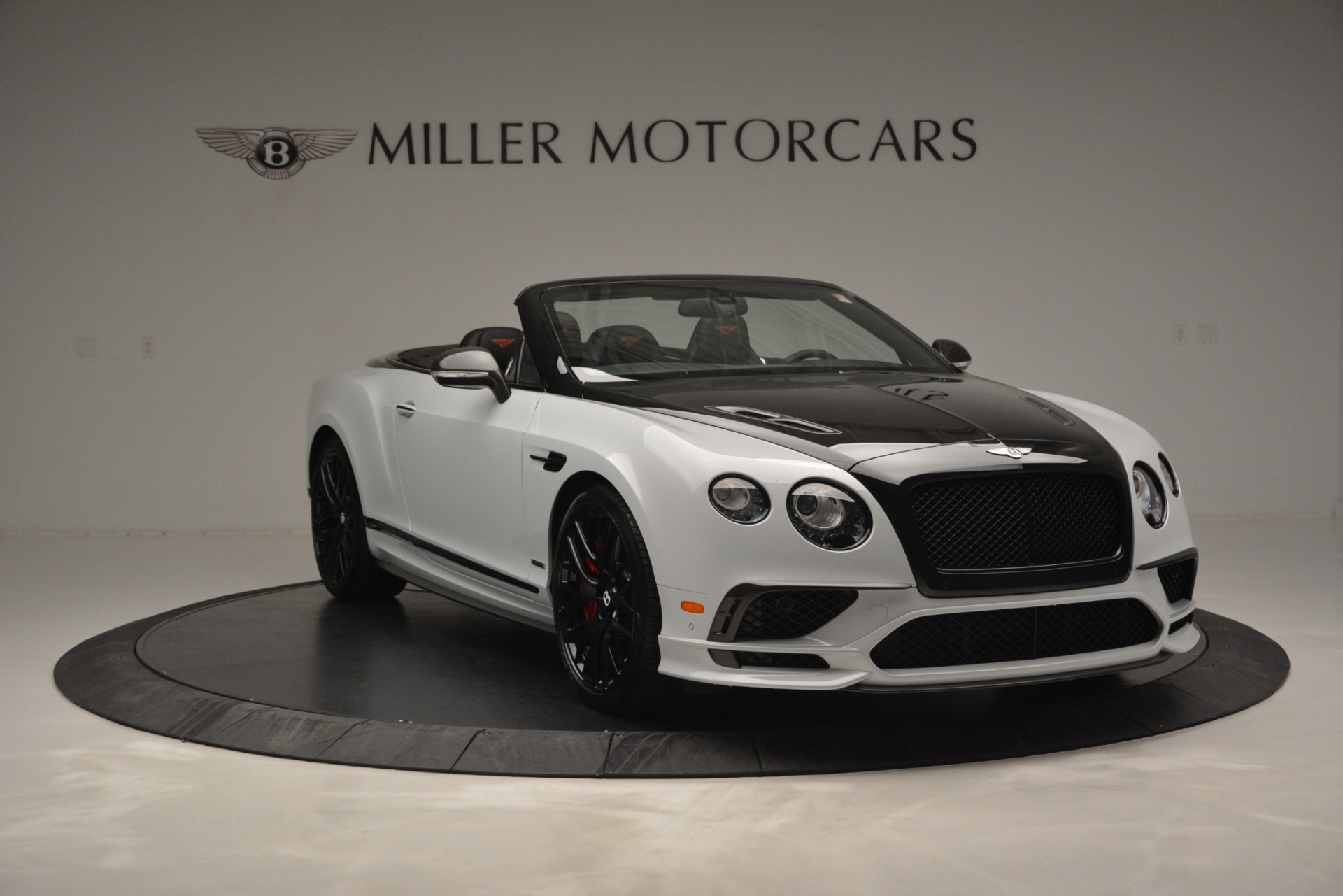 New 2018 Bentley Continental GT Supersports Convertible For Sale In Greenwich, CT. Alfa Romeo of Greenwich, B1384 843_p11