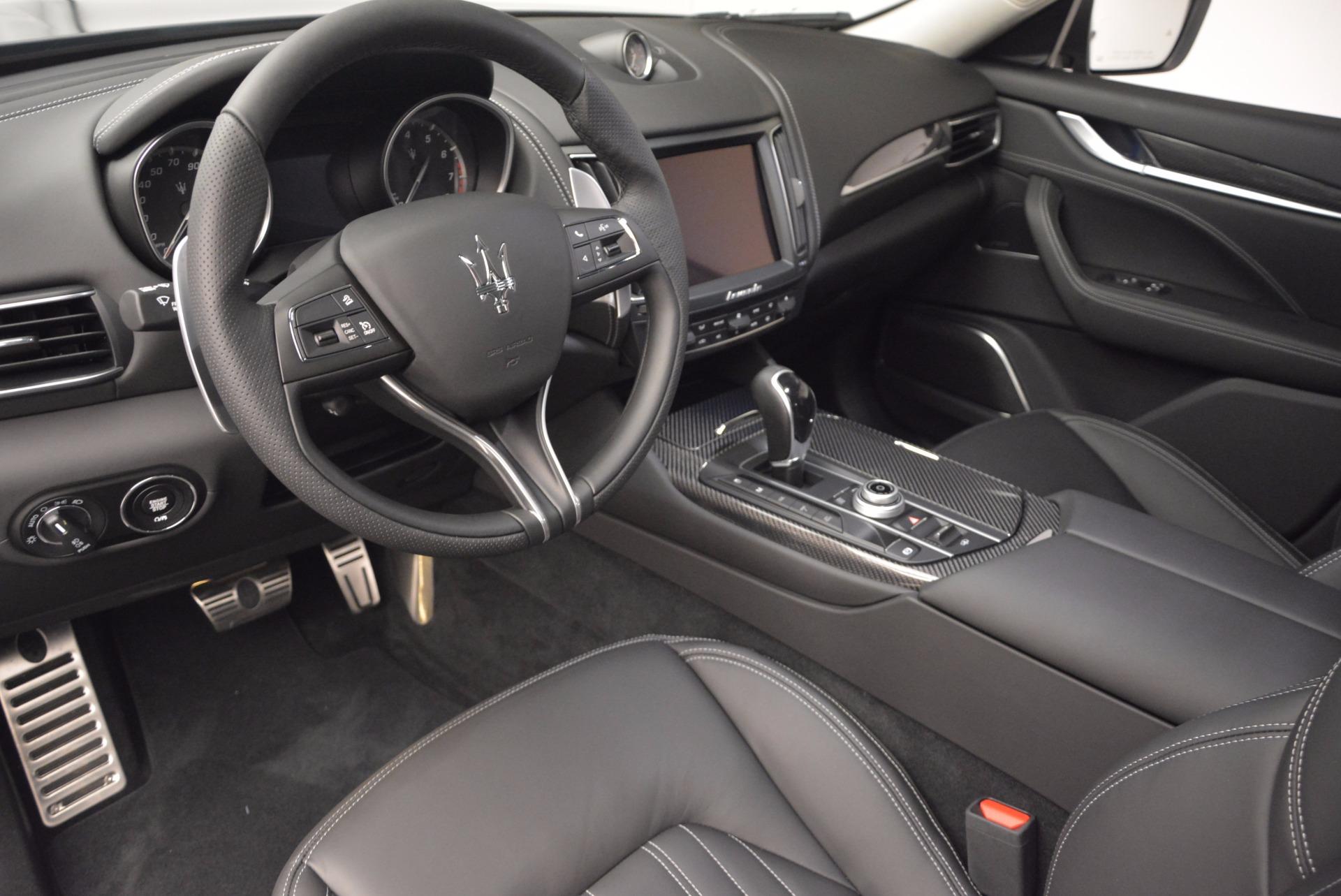 New 2017 Maserati Levante S Q4 For Sale In Greenwich, CT. Alfa Romeo of Greenwich, M1767 847_p14