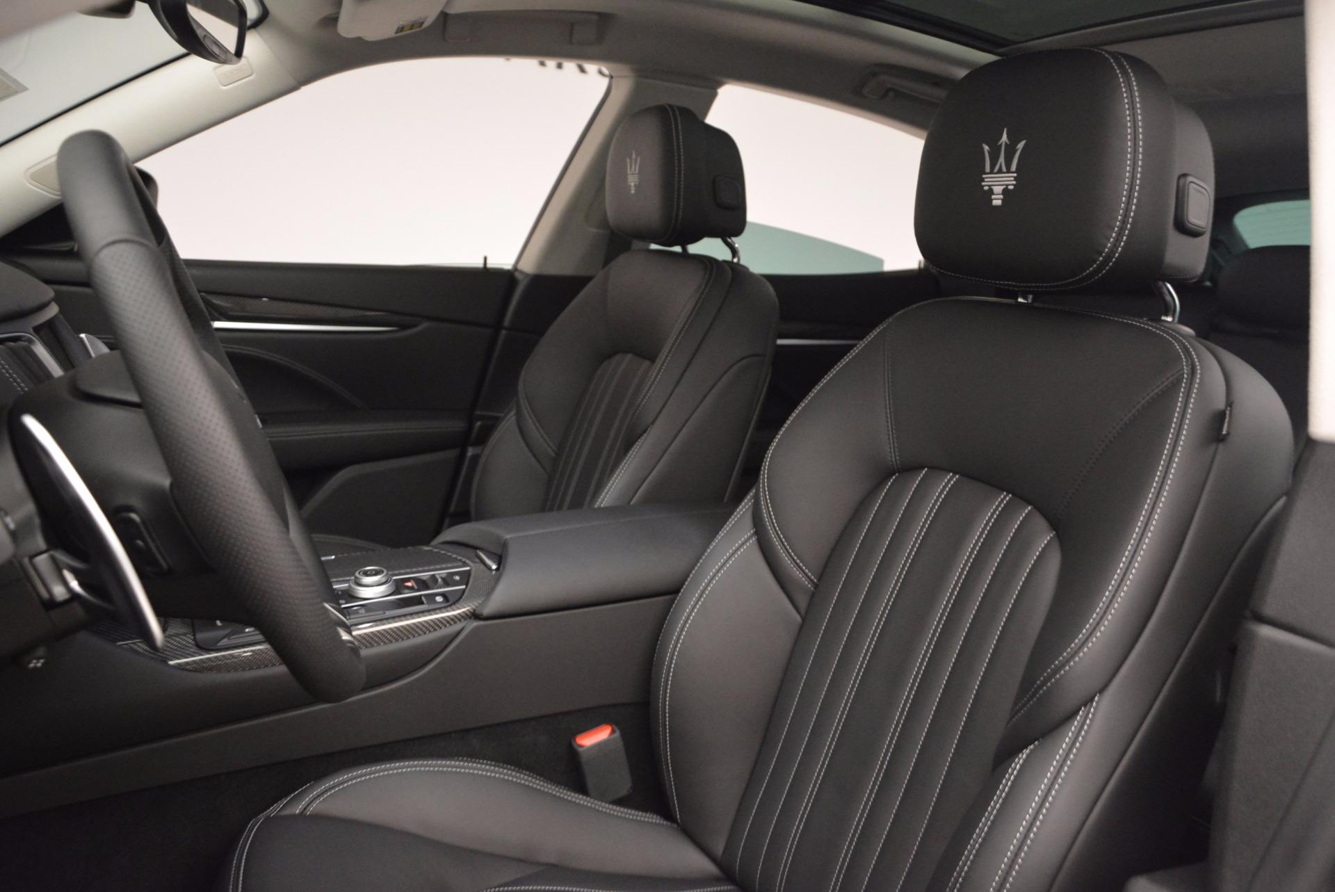 New 2017 Maserati Levante S Q4 For Sale In Greenwich, CT. Alfa Romeo of Greenwich, M1767 847_p16