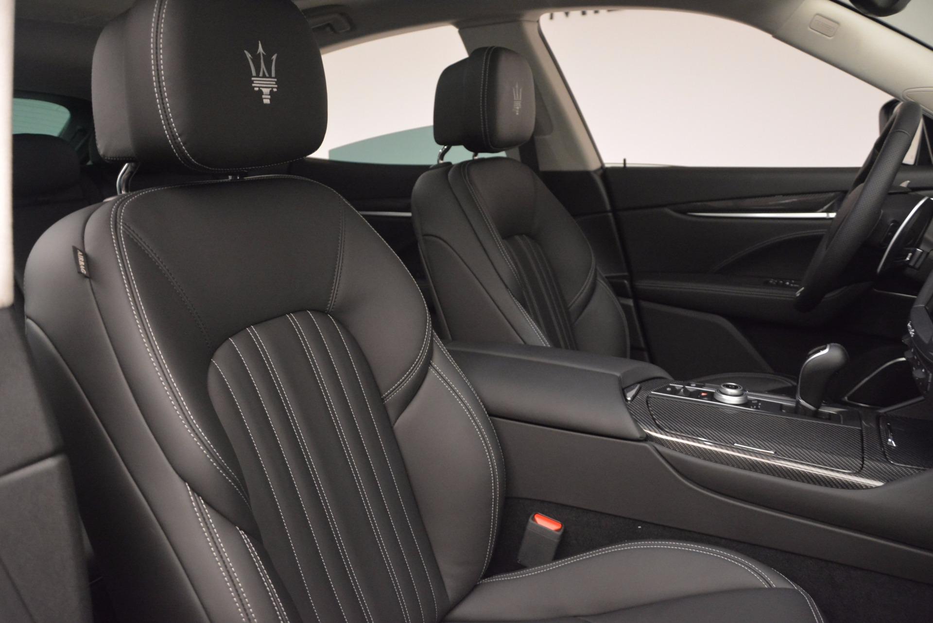 New 2017 Maserati Levante S Q4 For Sale In Greenwich, CT. Alfa Romeo of Greenwich, M1767 847_p22
