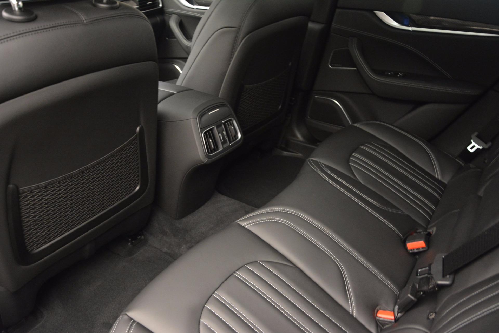 New 2017 Maserati Levante S Q4 For Sale In Greenwich, CT. Alfa Romeo of Greenwich, M1767 847_p24
