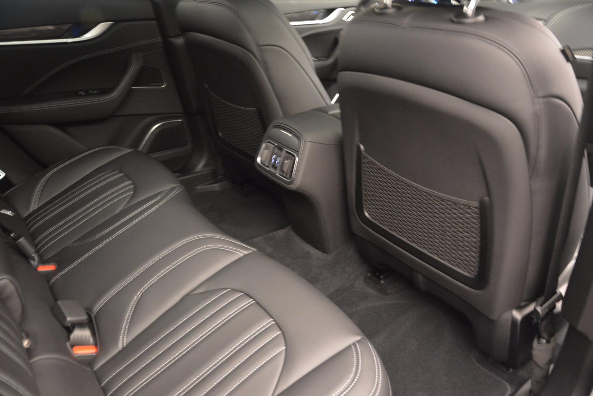 New 2017 Maserati Levante S Q4 For Sale In Greenwich, CT. Alfa Romeo of Greenwich, M1767 847_p27