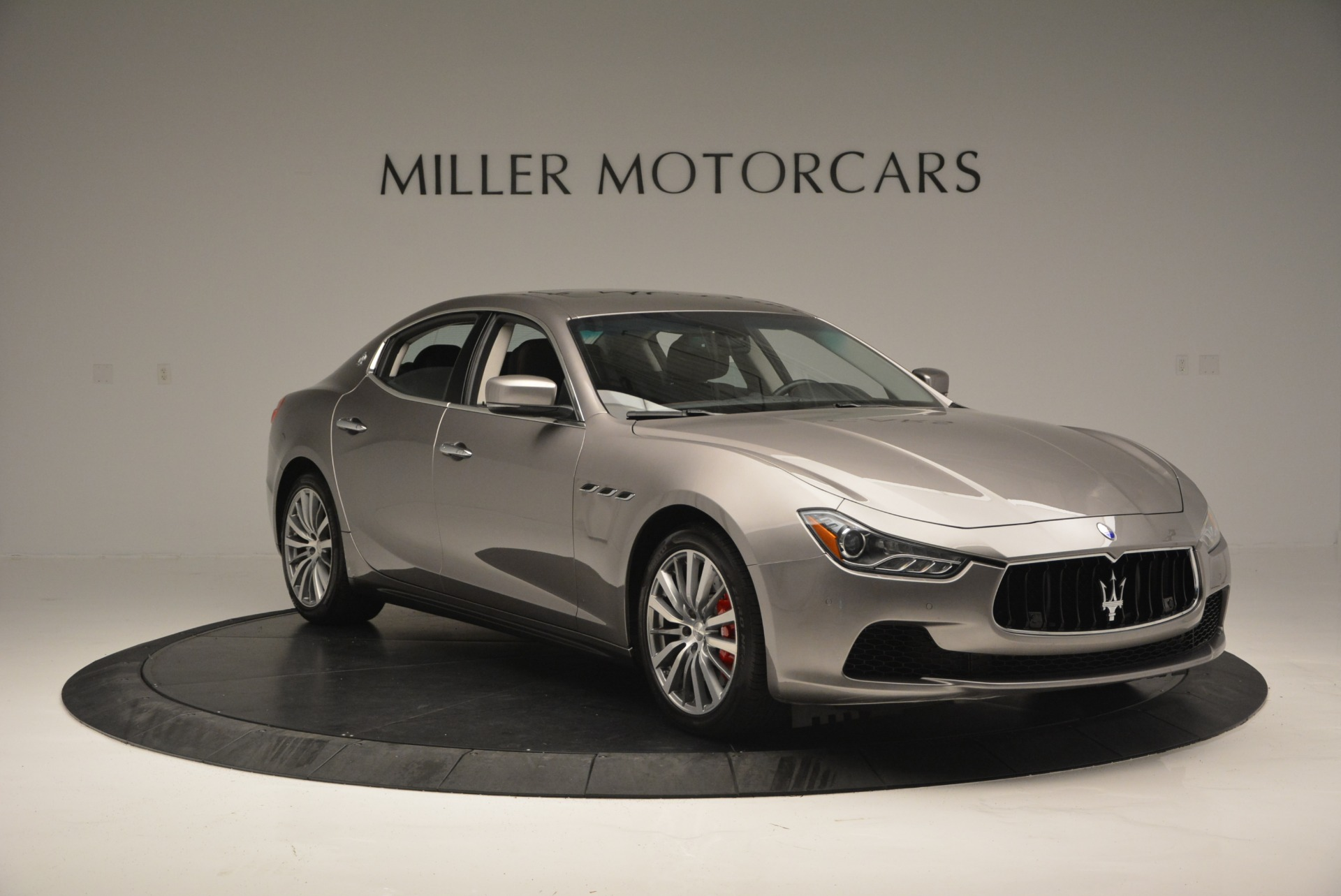 New 2017 Maserati Ghibli S Q4 For Sale In Greenwich, CT. Alfa Romeo of Greenwich, M1766 848_p11