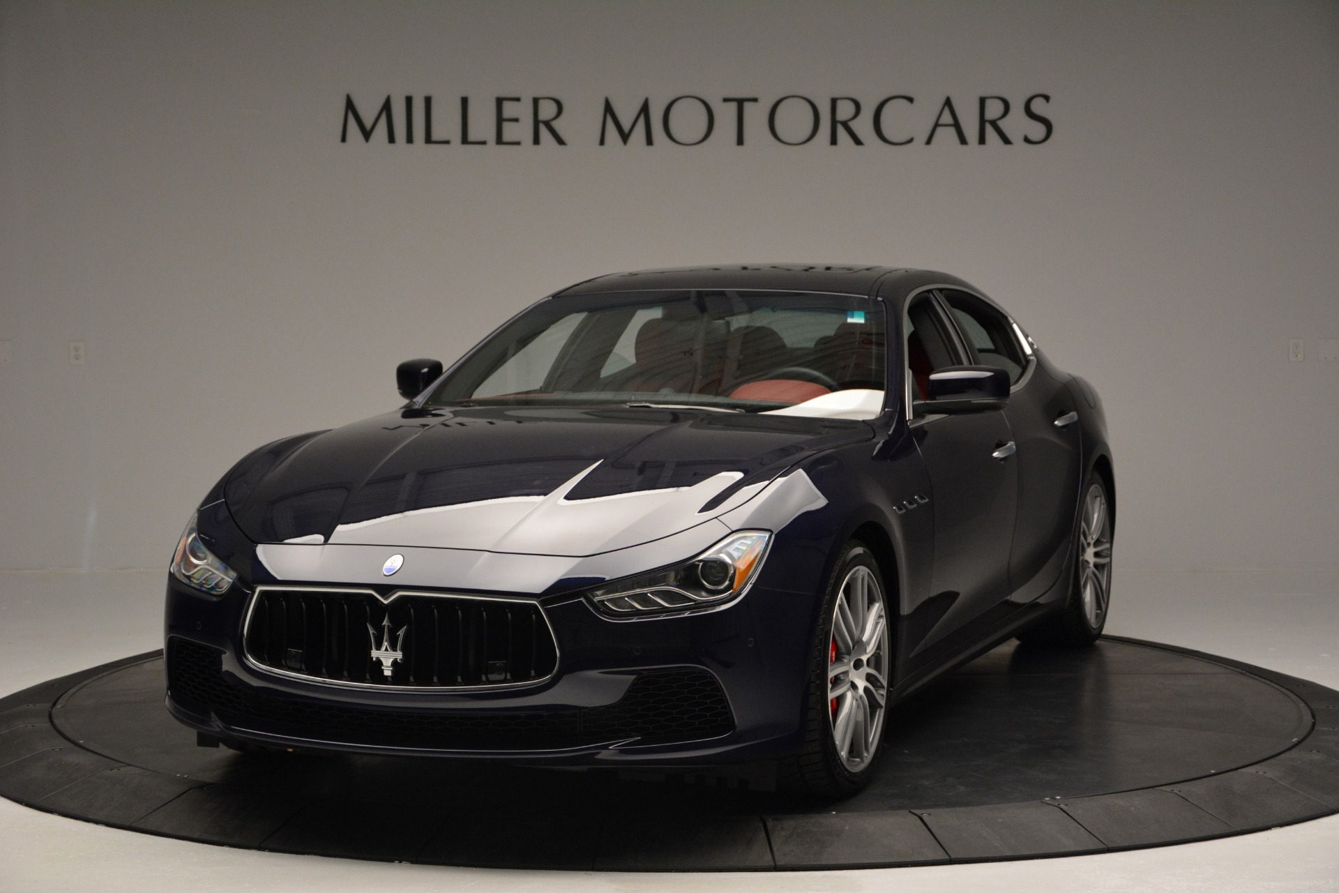 New 2017 Maserati Ghibli S Q4 For Sale In Greenwich, CT. Alfa Romeo of Greenwich, W392 849_main
