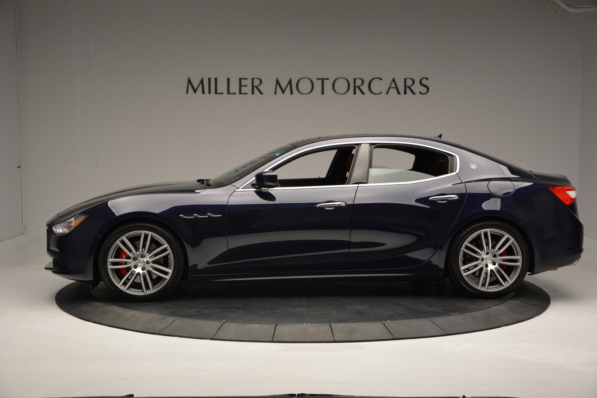 New 2017 Maserati Ghibli S Q4 For Sale In Greenwich, CT. Alfa Romeo of Greenwich, W392 849_p3