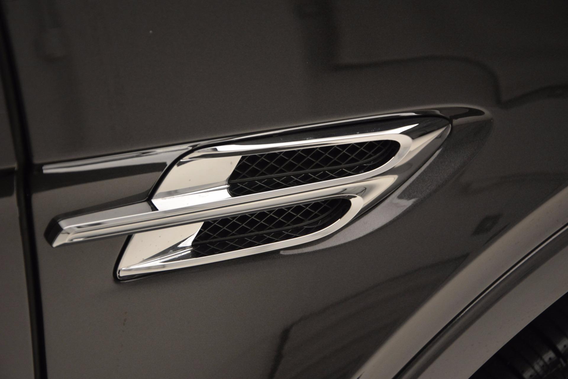New 2017 Bentley Bentayga  For Sale In Greenwich, CT. Alfa Romeo of Greenwich, B1219 852_p18