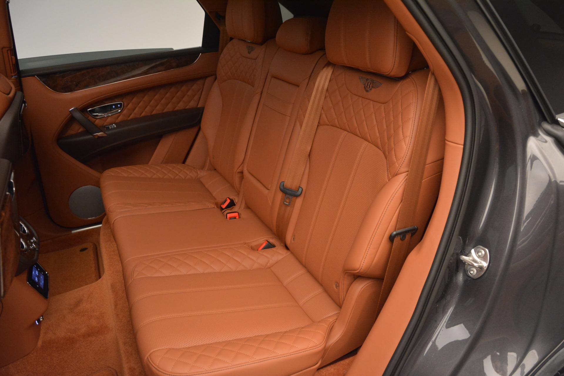 New 2017 Bentley Bentayga  For Sale In Greenwich, CT. Alfa Romeo of Greenwich, B1219 852_p31
