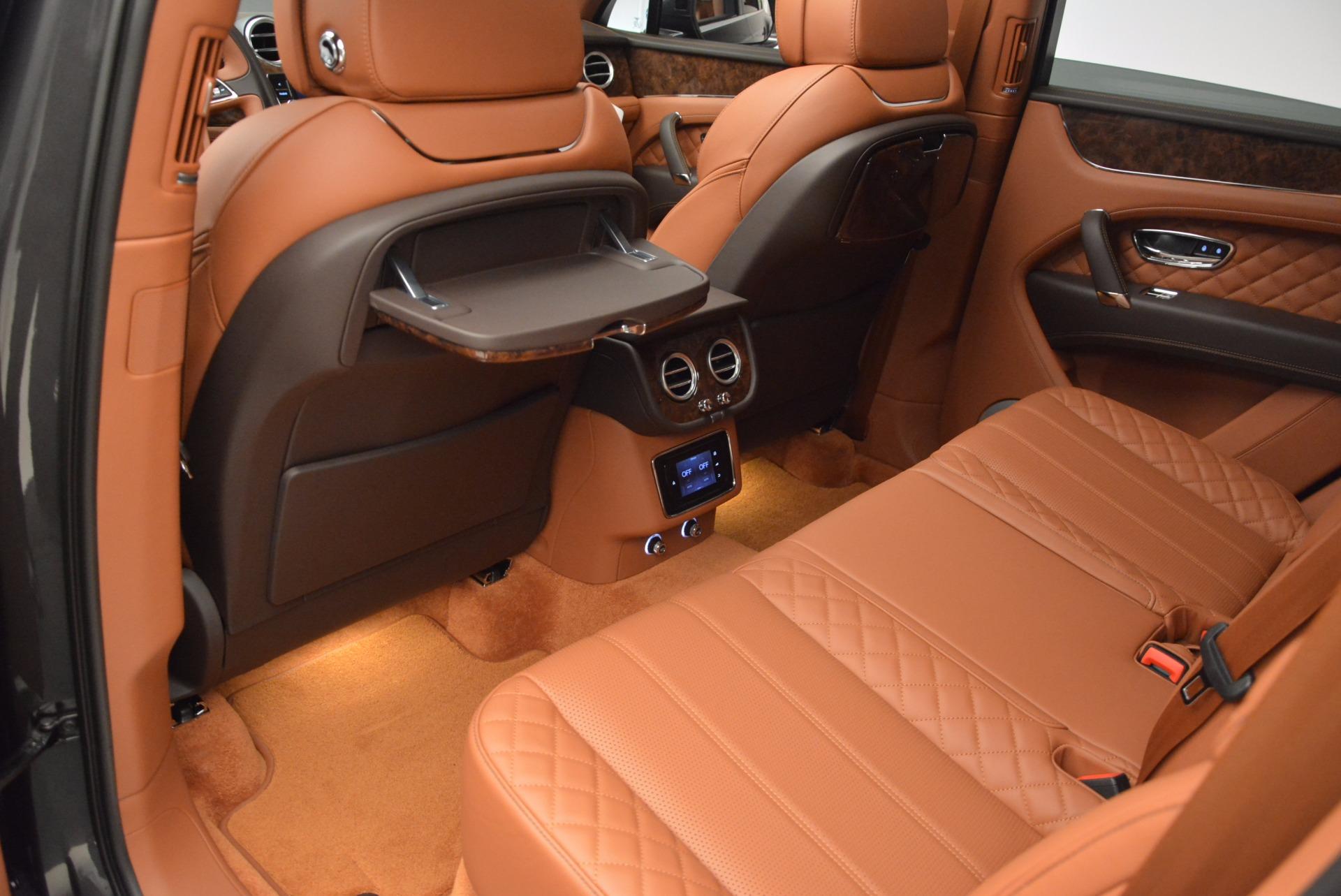 New 2017 Bentley Bentayga  For Sale In Greenwich, CT. Alfa Romeo of Greenwich, B1219 852_p34