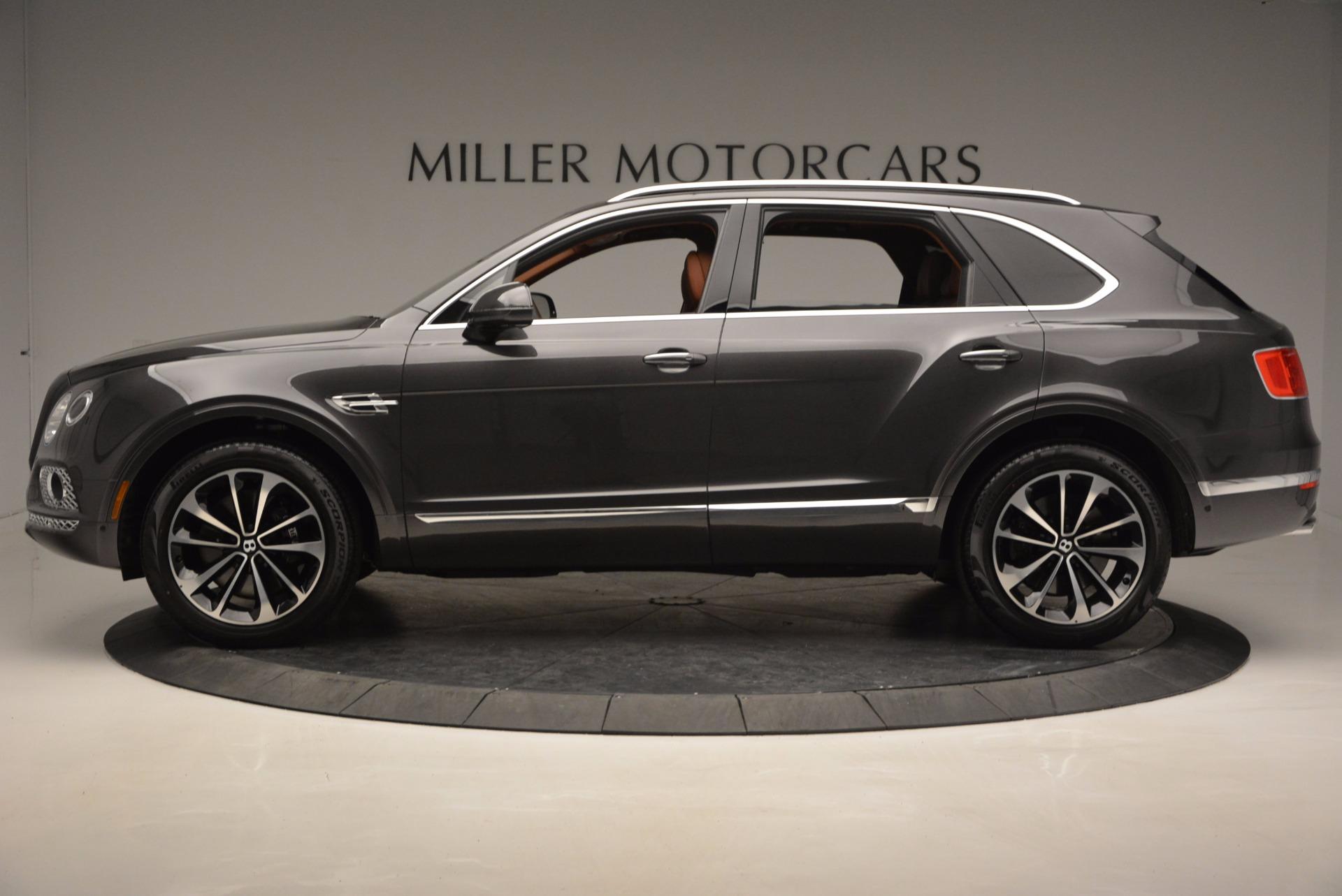 New 2017 Bentley Bentayga  For Sale In Greenwich, CT. Alfa Romeo of Greenwich, B1219 852_p3