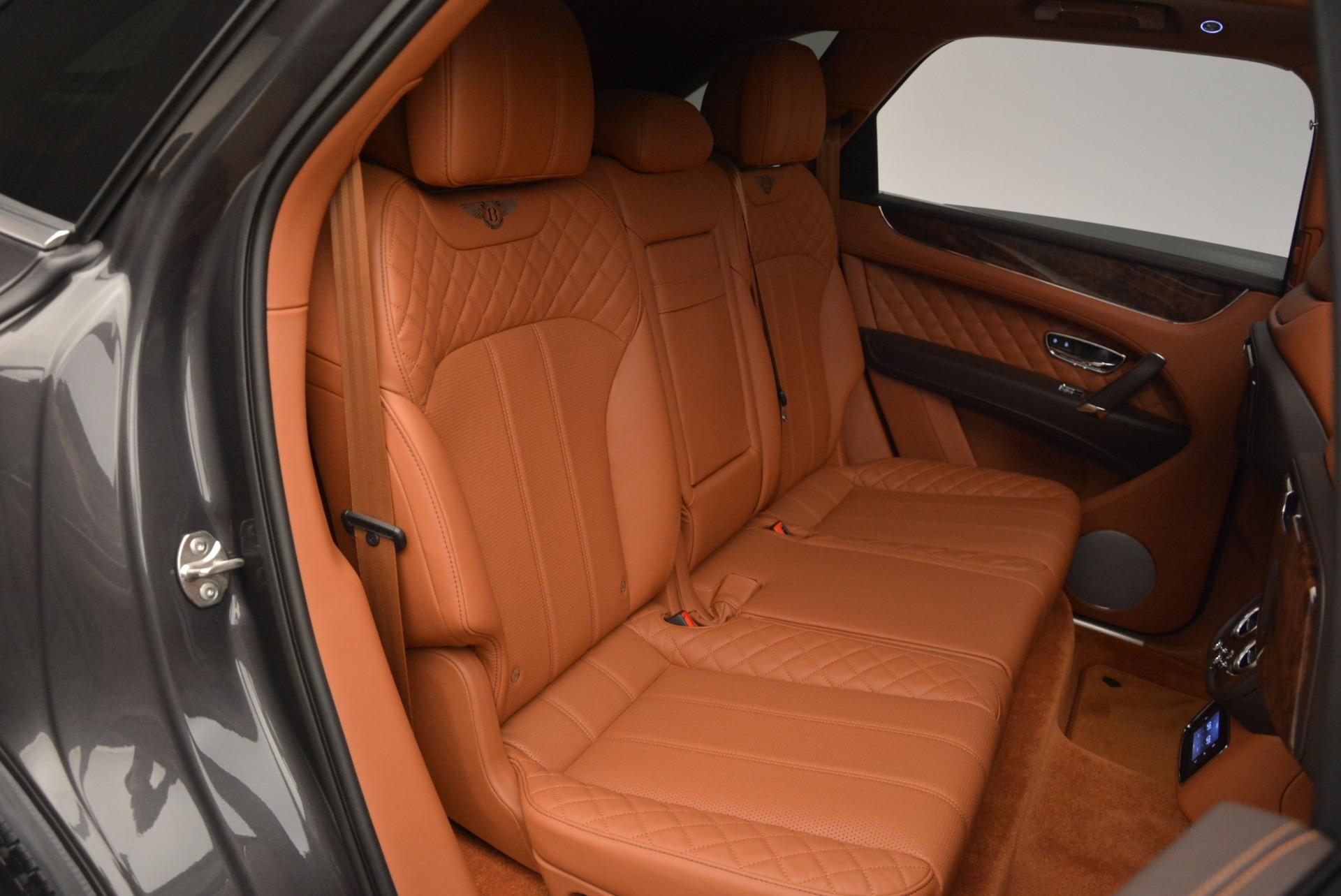 New 2017 Bentley Bentayga  For Sale In Greenwich, CT. Alfa Romeo of Greenwich, B1219 852_p46