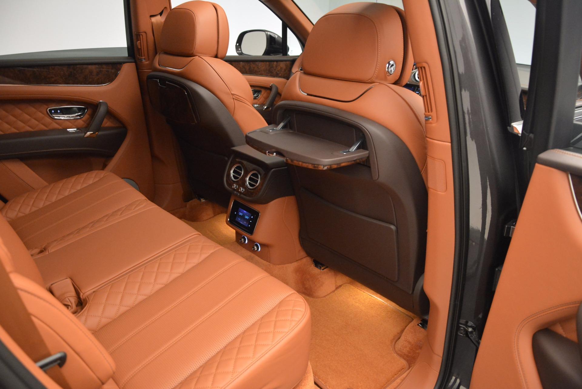 New 2017 Bentley Bentayga  For Sale In Greenwich, CT. Alfa Romeo of Greenwich, B1219 852_p49