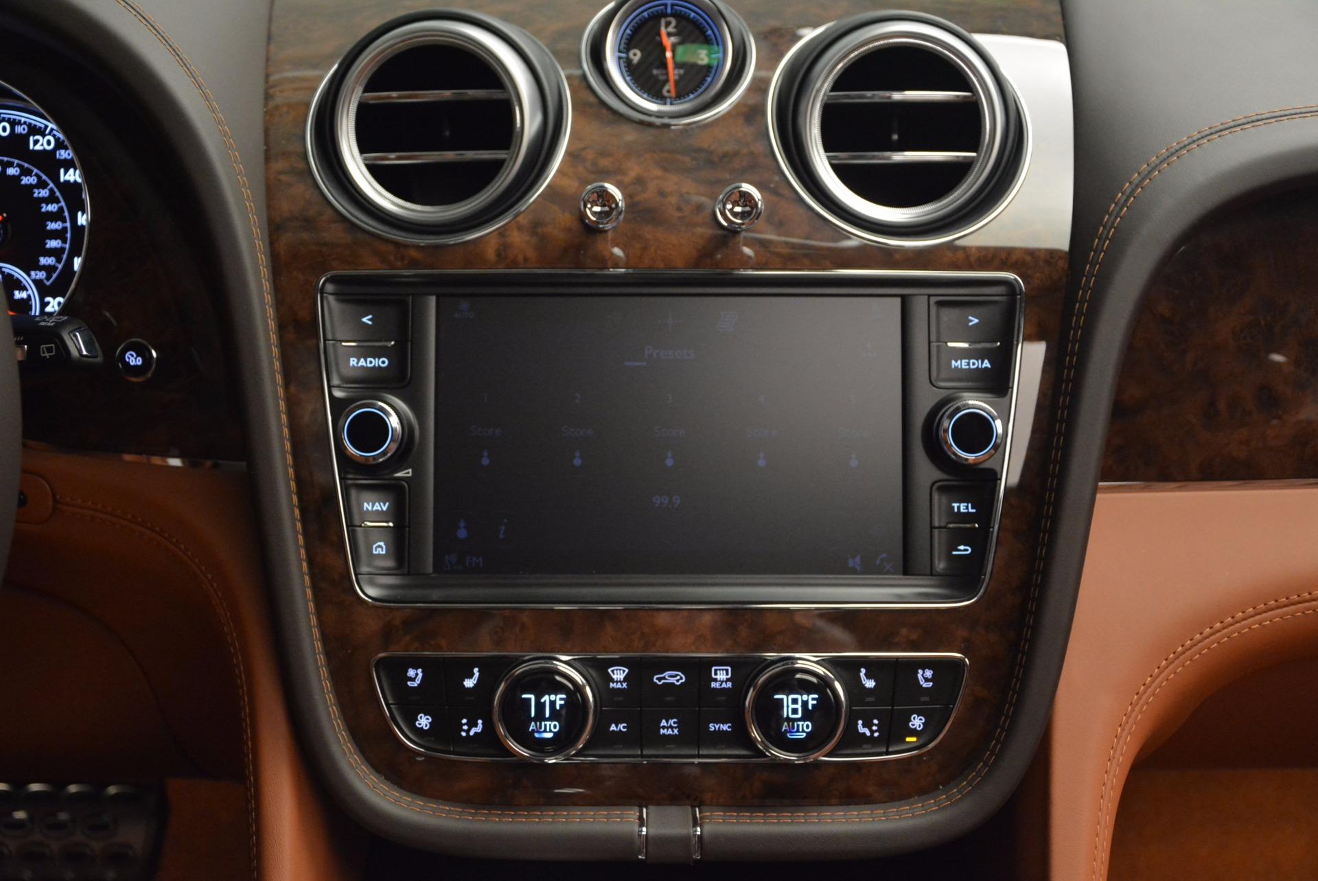 New 2017 Bentley Bentayga  For Sale In Greenwich, CT. Alfa Romeo of Greenwich, B1219 852_p51