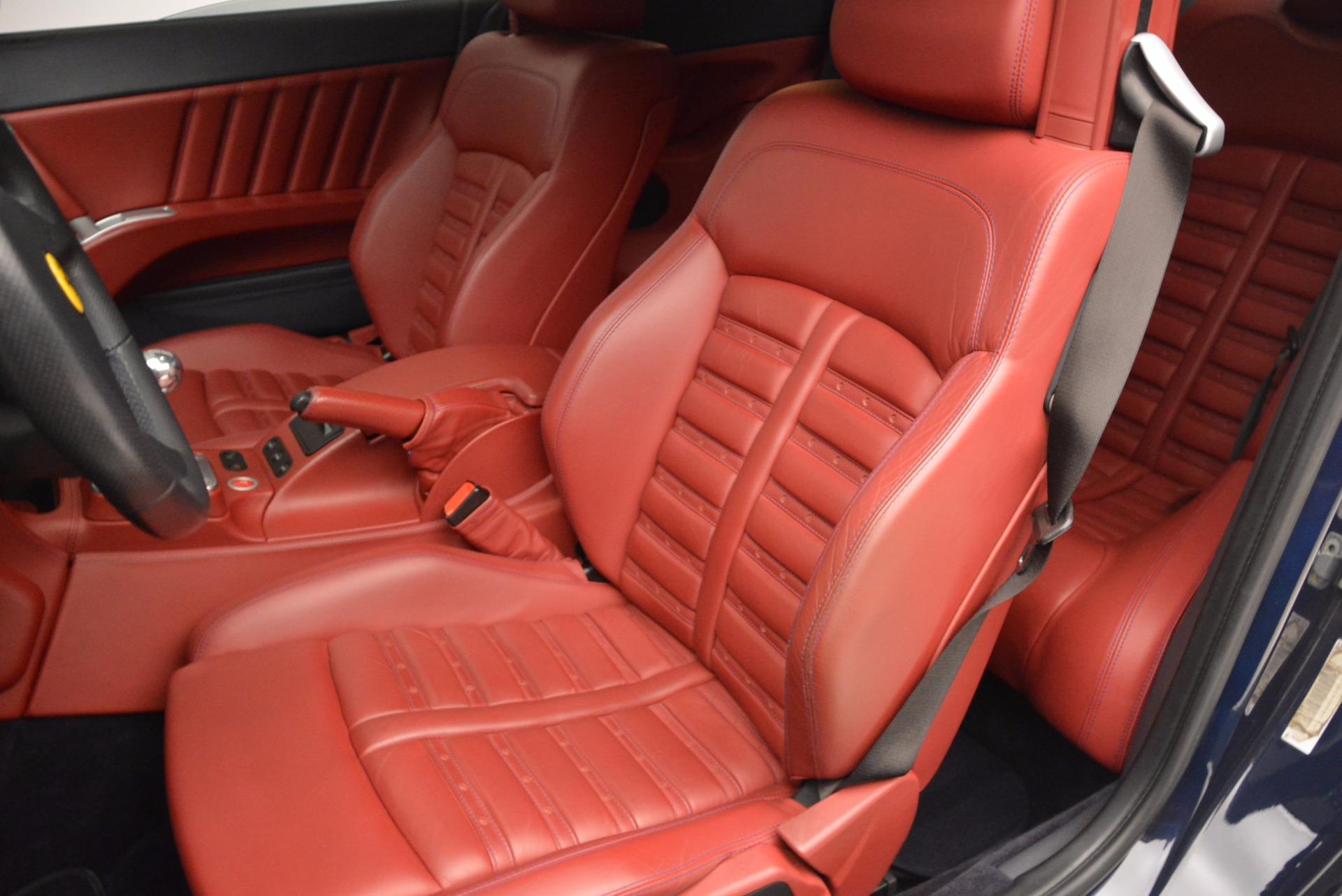 Used 2005 Ferrari 612 Scaglietti 6-Speed Manual For Sale In Greenwich, CT. Alfa Romeo of Greenwich, 4356 854_p15